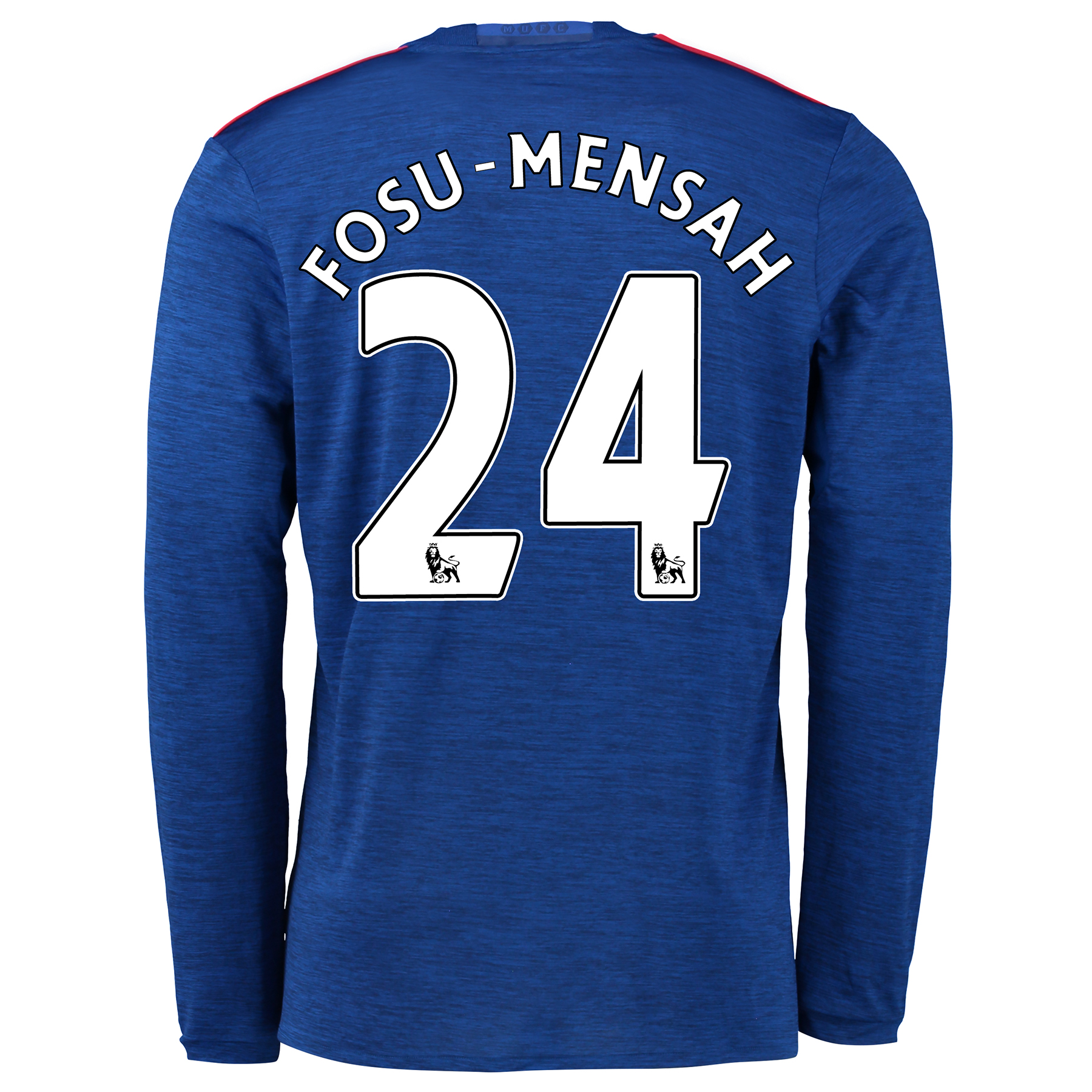 Manchester United Away Shirt 2016-17 - Long Sleeve with Fosu-Mensah 24