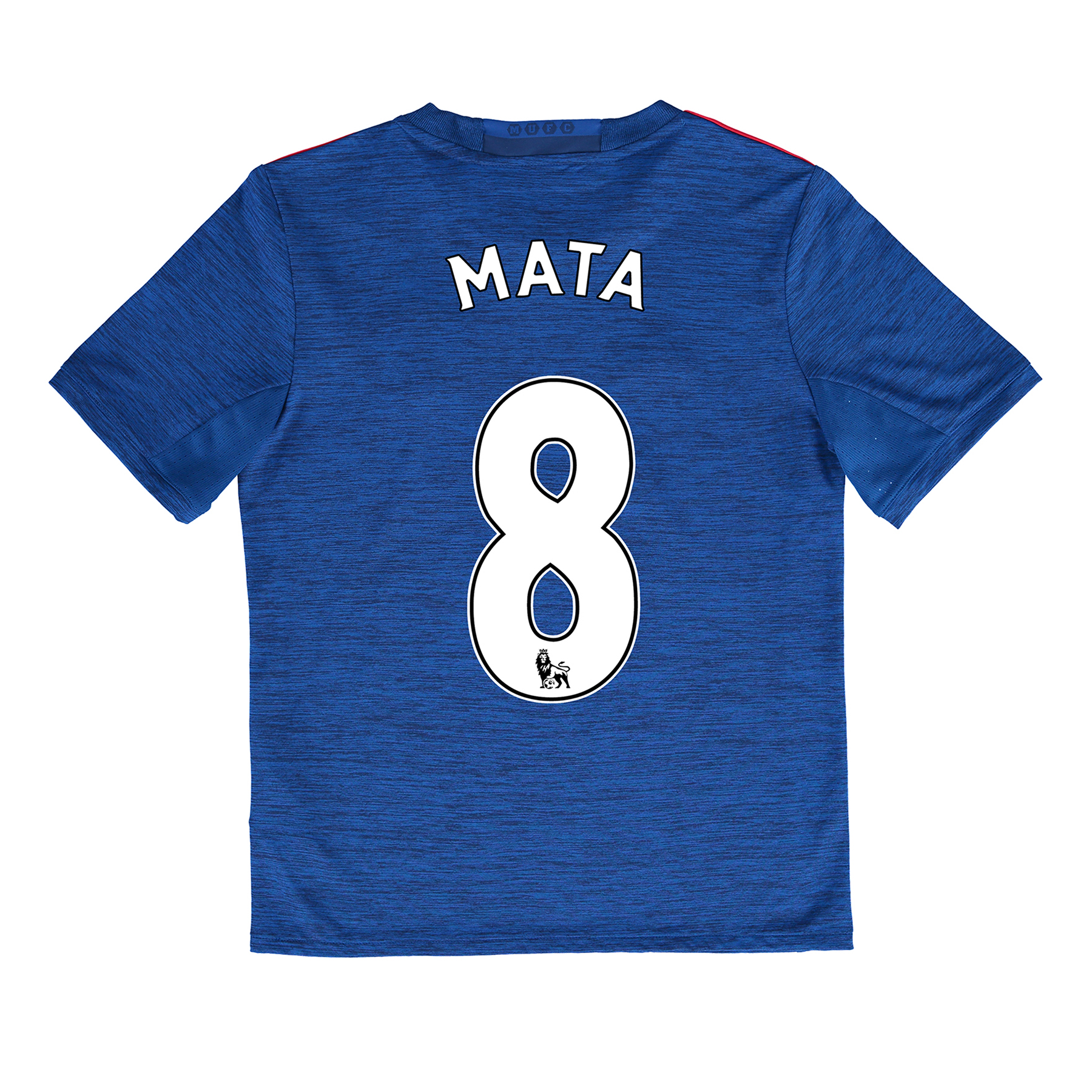 Manchester United Away Shirt 2016-17 - Kids with Mata 8 printing