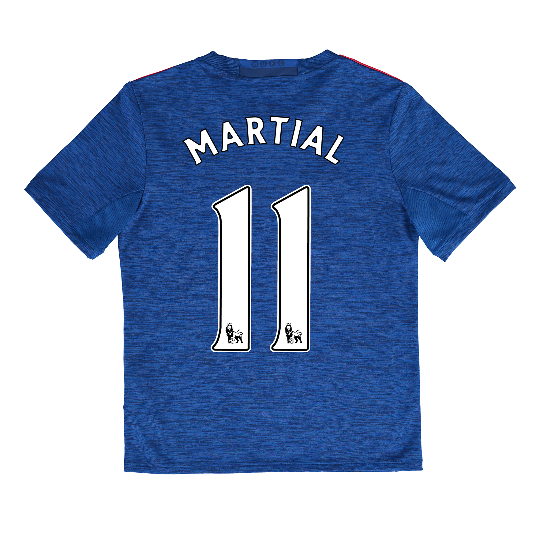 Manchester United Away Shirt 2016-17 - Kids with Martial 11 printing