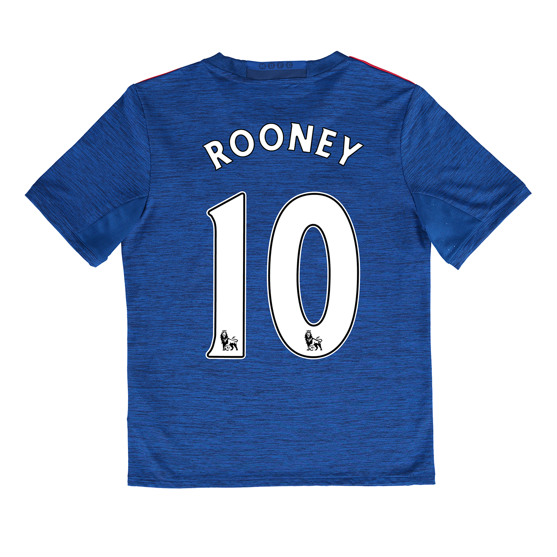 Manchester United Away Shirt 2016-17 - Kids with Rooney 10 printing