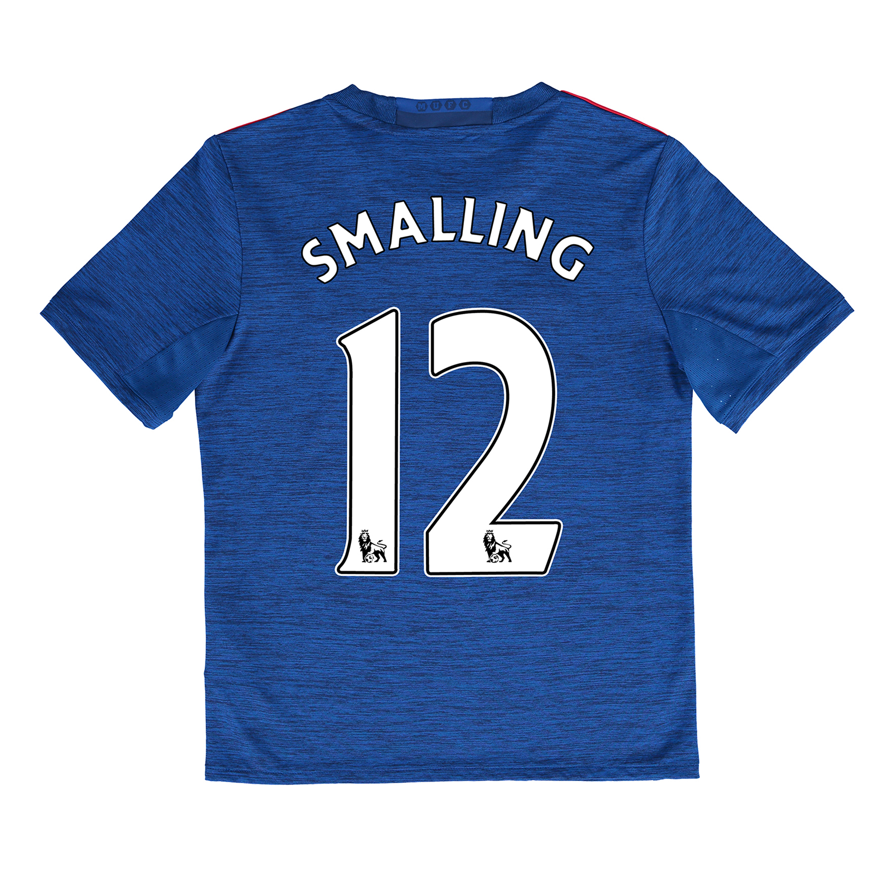 Manchester United Away Shirt 2016-17 - Kids with Smalling 12 printing