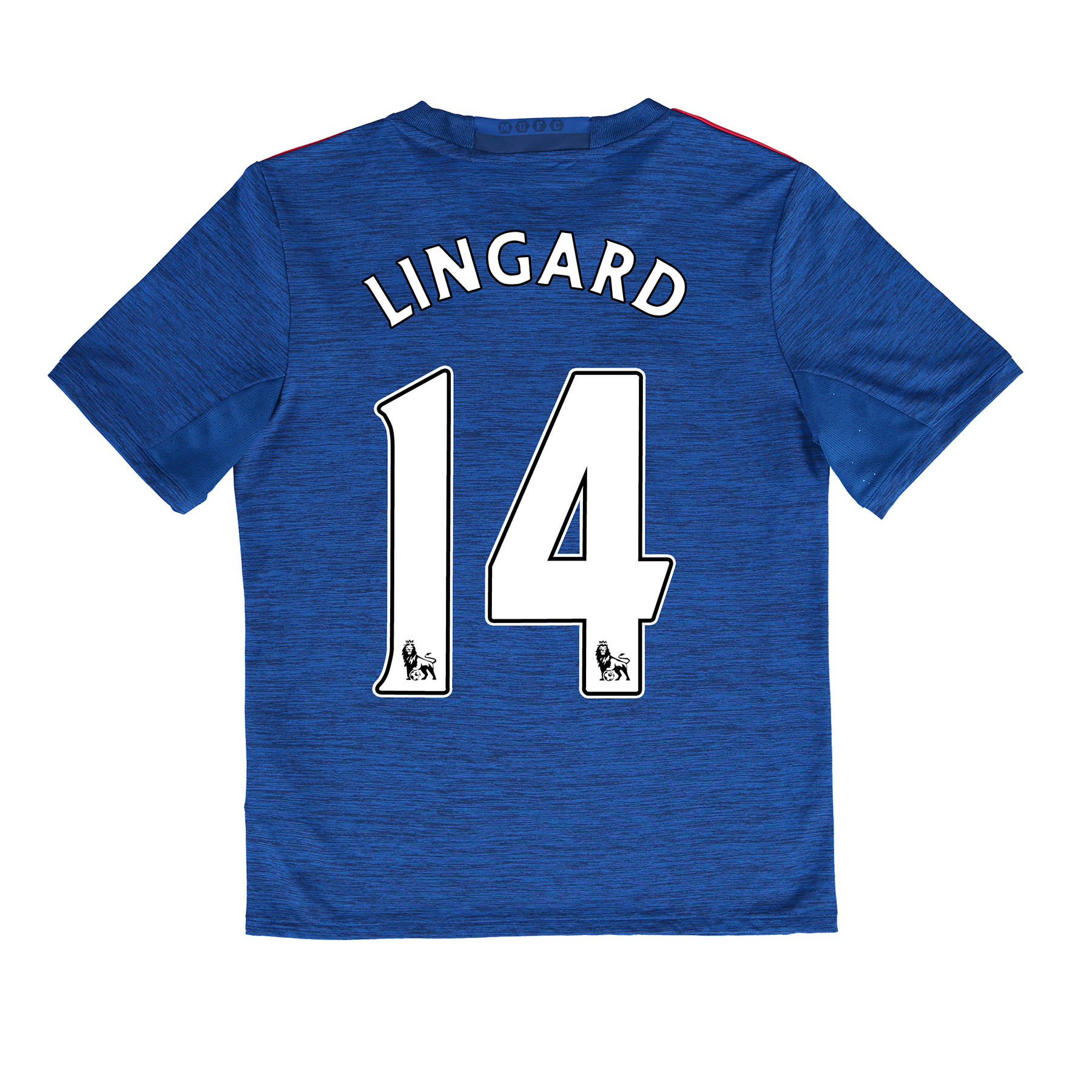Manchester United Away Shirt 2016-17 - Kids with Lingard 14 printing