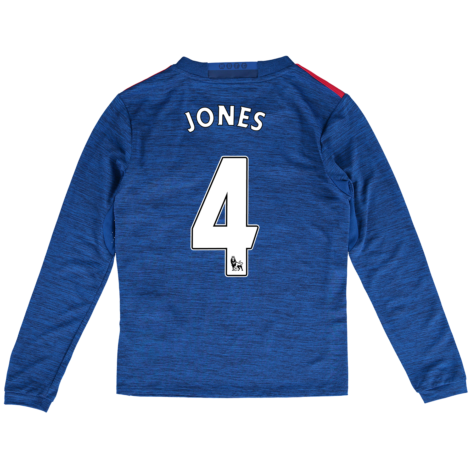 Manchester United Away Shirt 2016-17 - Kids - Long Sleeve with Jones 4