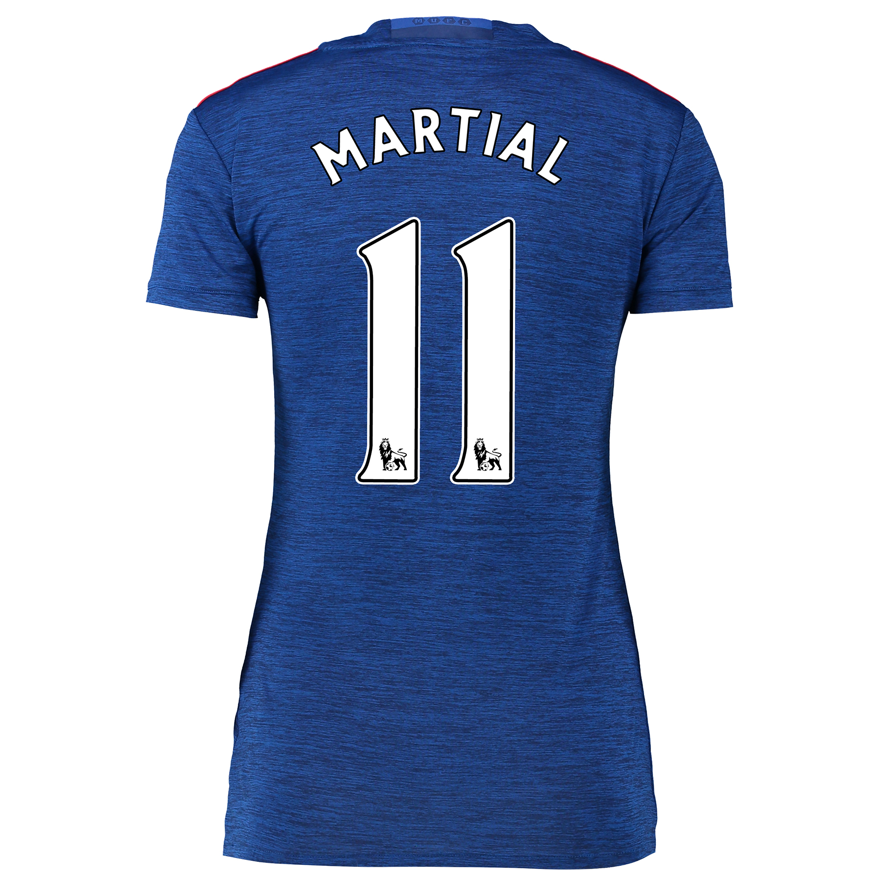 Manchester United Away Shirt 2016-17 - Womens with Martial 11 printing