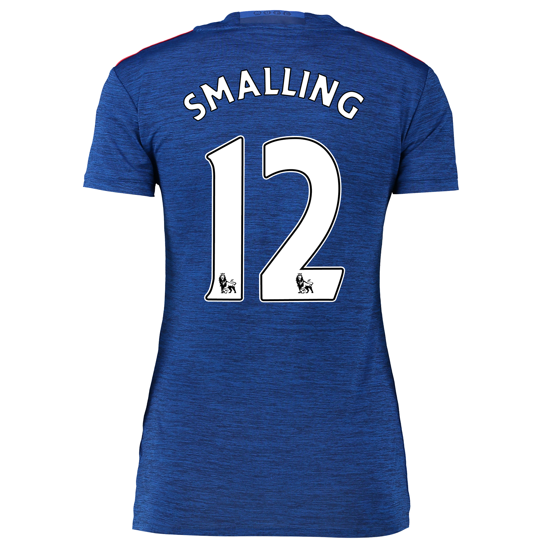 Manchester United Away Shirt 2016-17 - Womens with Smalling 12 printin