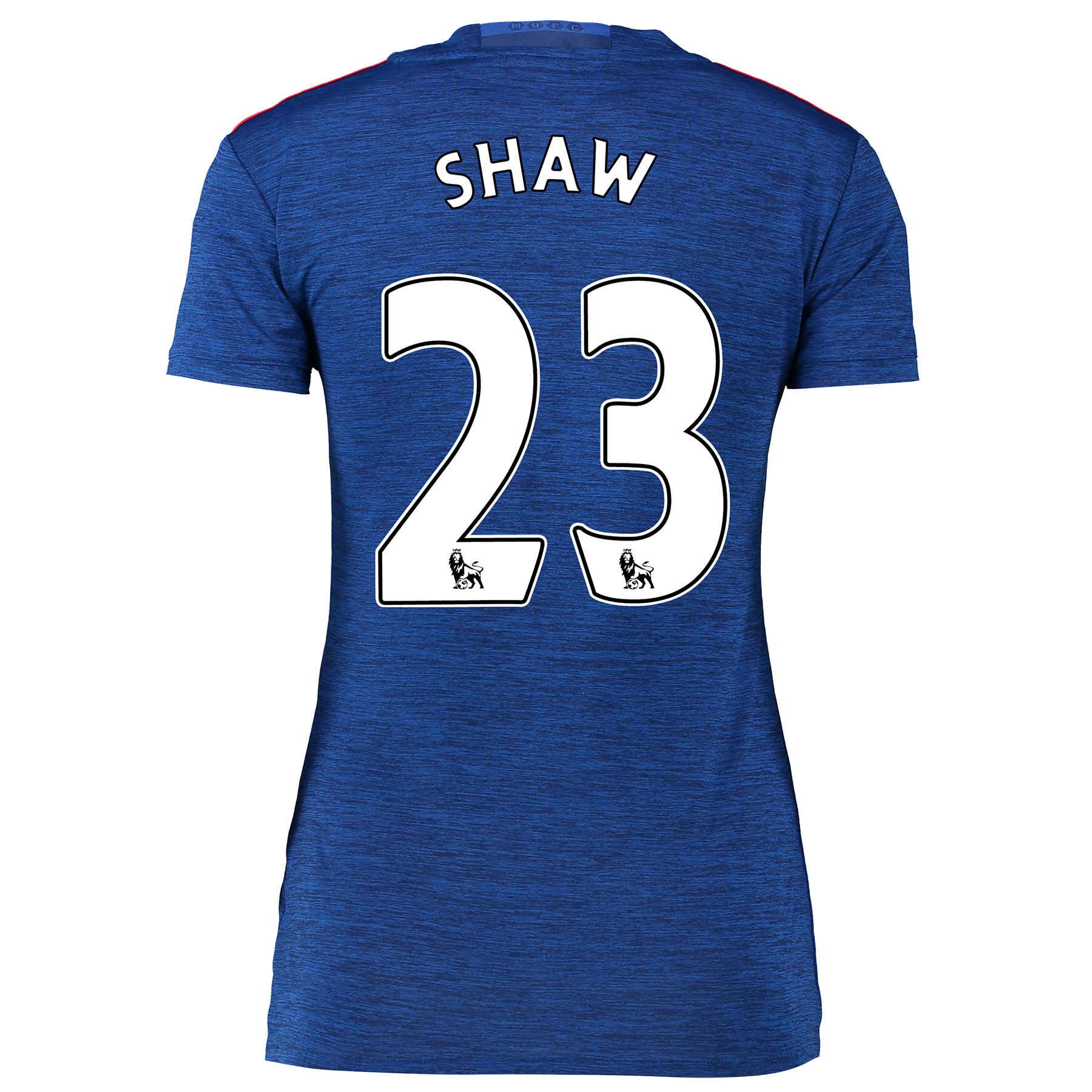 Manchester United Away Shirt 2016-17 - Womens with Shaw 23 printing