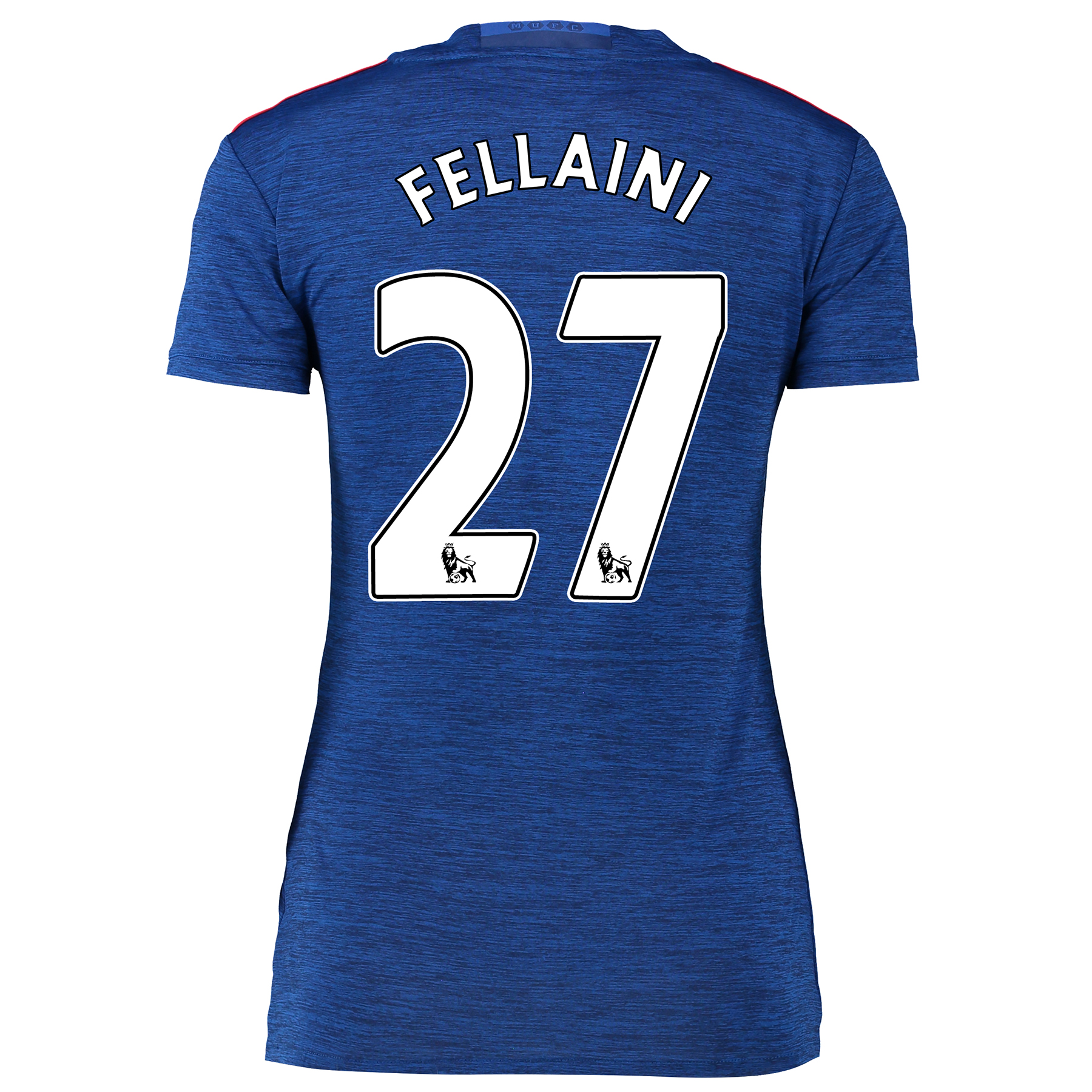 Manchester United Away Shirt 2016-17 - Womens with Fellaini 27 printin