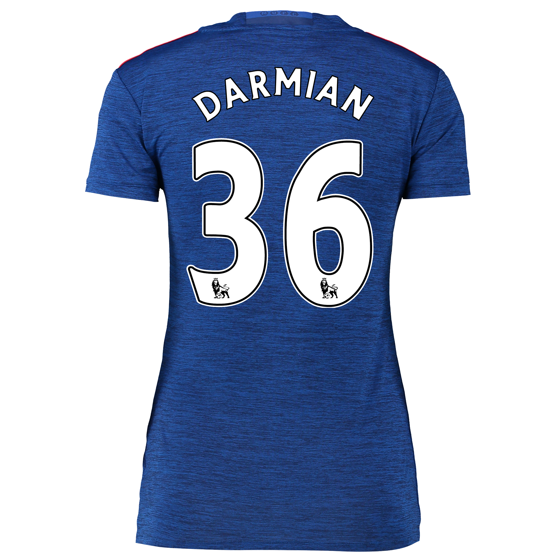 Manchester United Away Shirt 2016-17 - Womens with Darmian 36 printing