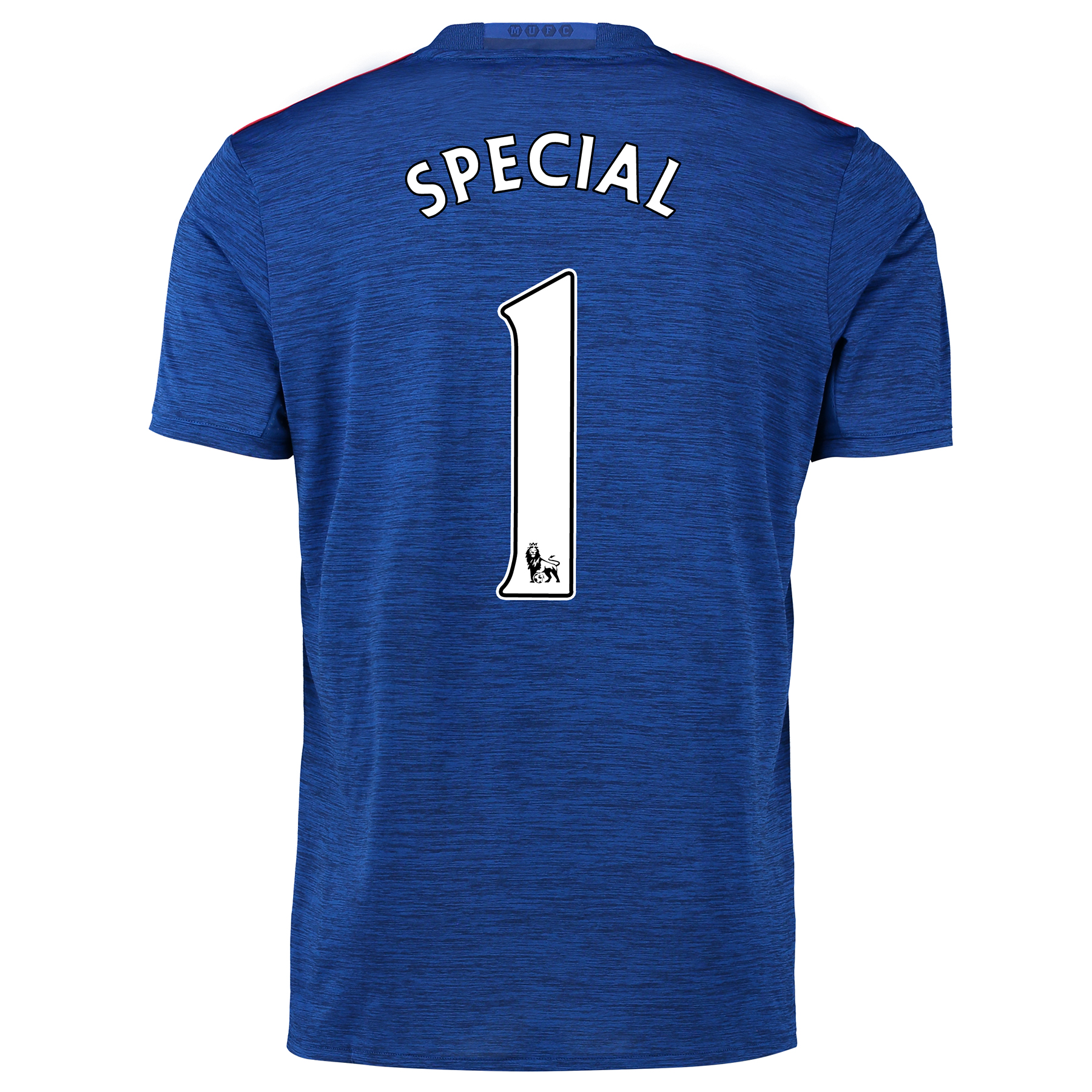 Manchester United Away Shirt 2016-17 with Special 1 printing