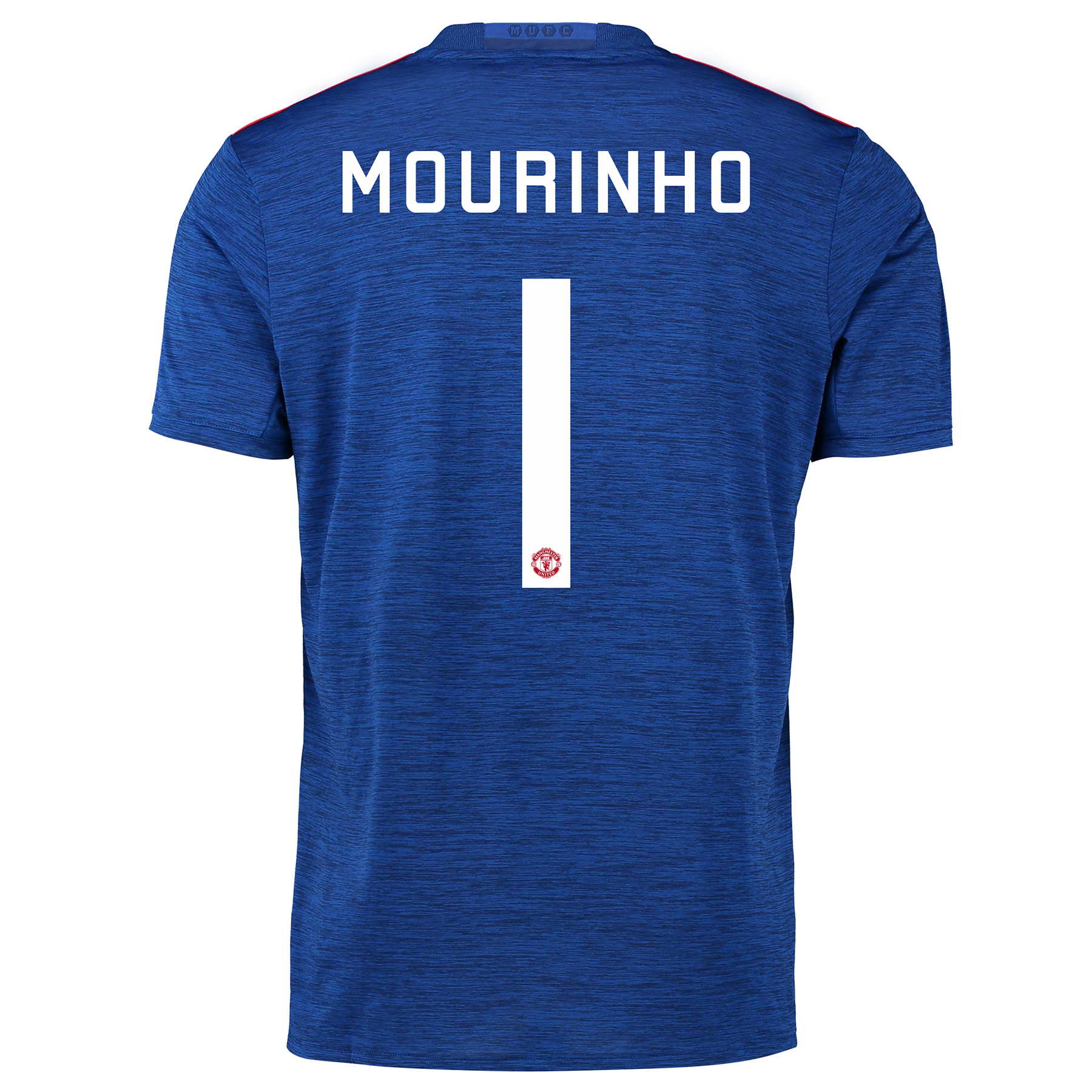 Manchester United Cup Away Shirt 2016-17 with Mourinho 1 printing