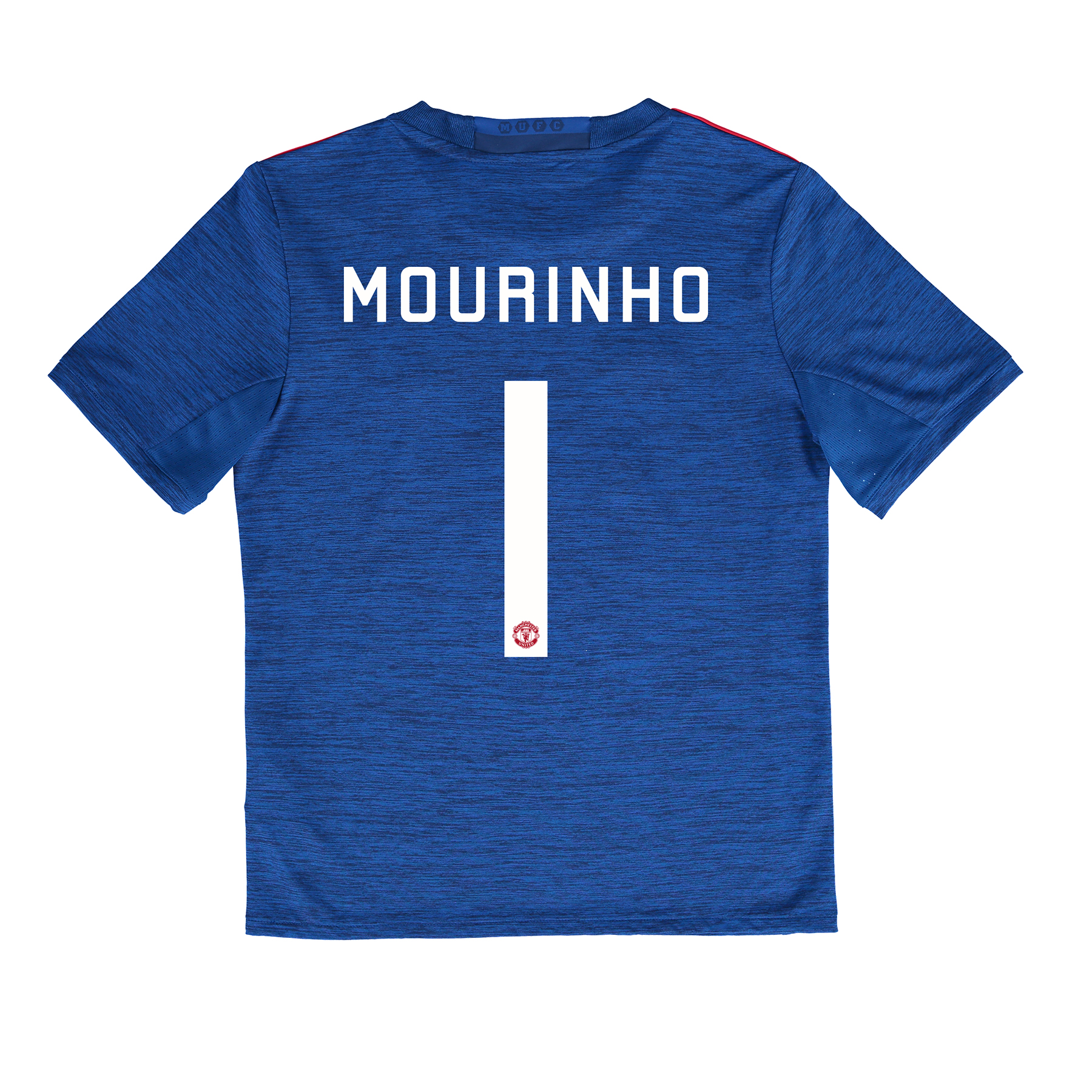 Manchester United Cup Away Shirt 2016-17 - Kids with Mourinho 1 printi