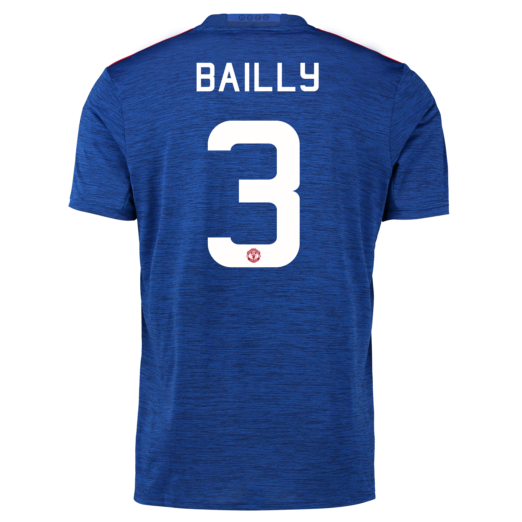 Manchester United Cup Away Shirt 2016-17 with Bailly 3 printing
