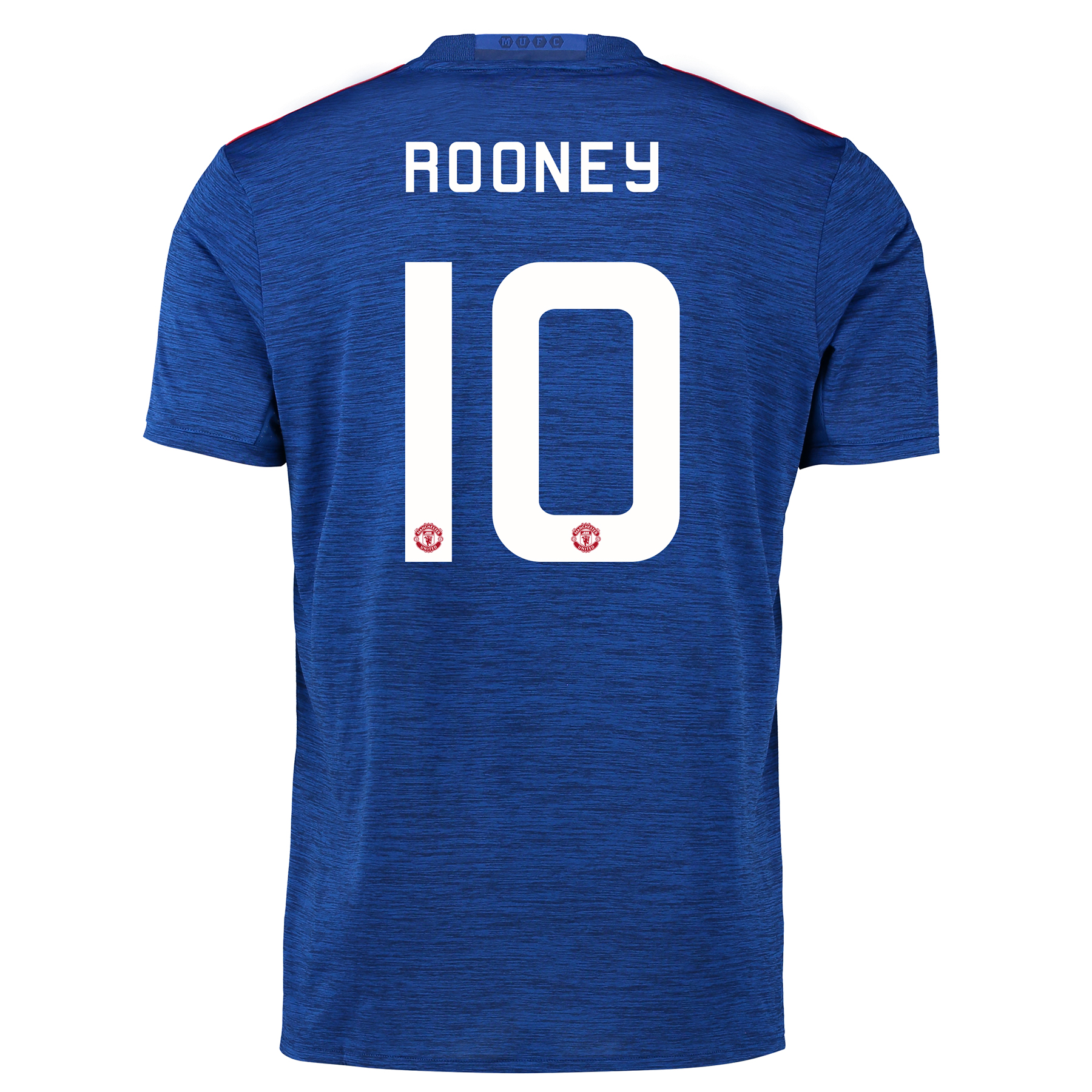 Manchester United Cup Away Shirt 2016-17 with Rooney 10 printing