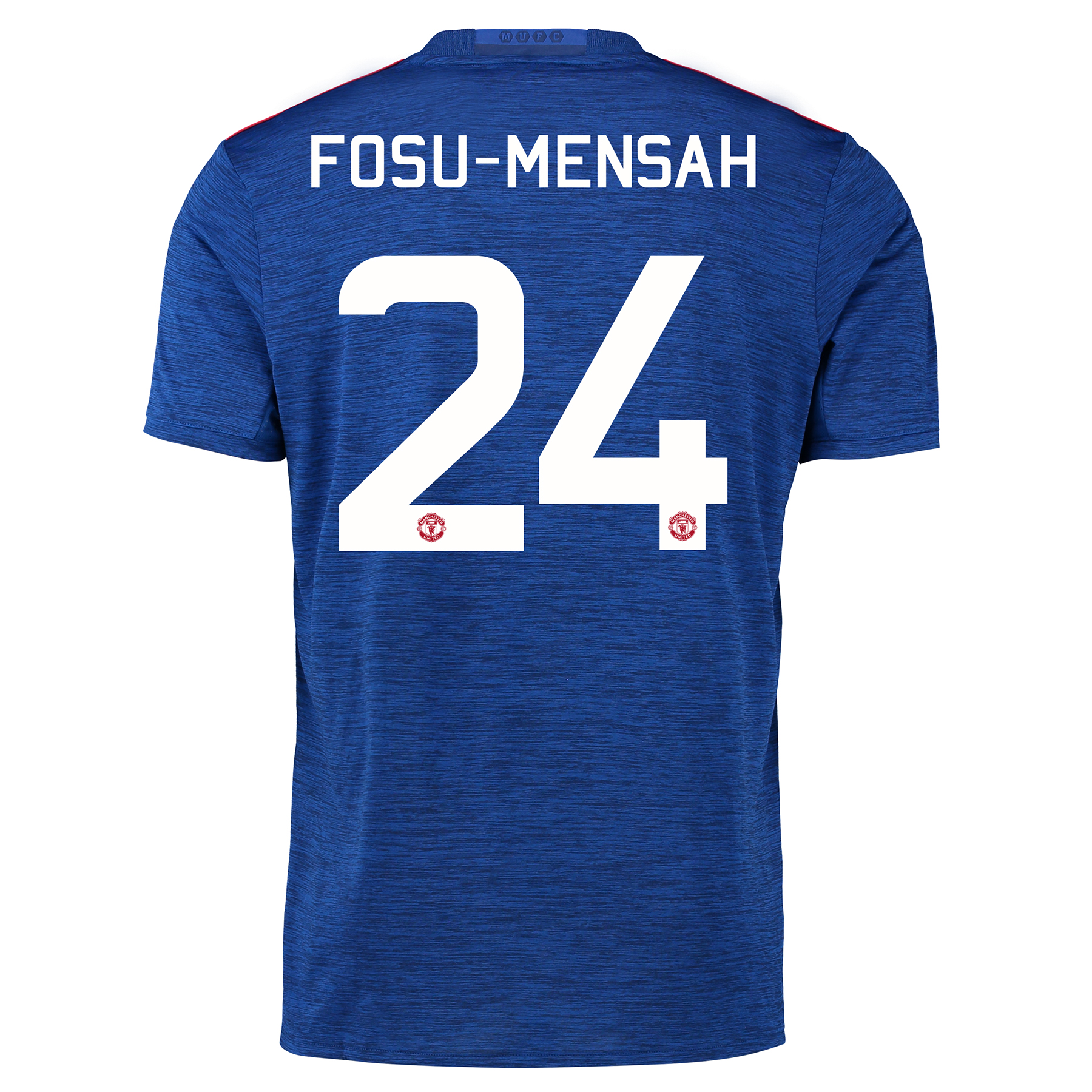Manchester United Cup Away Shirt 2016-17 with Fosu-Mensah 24 printing