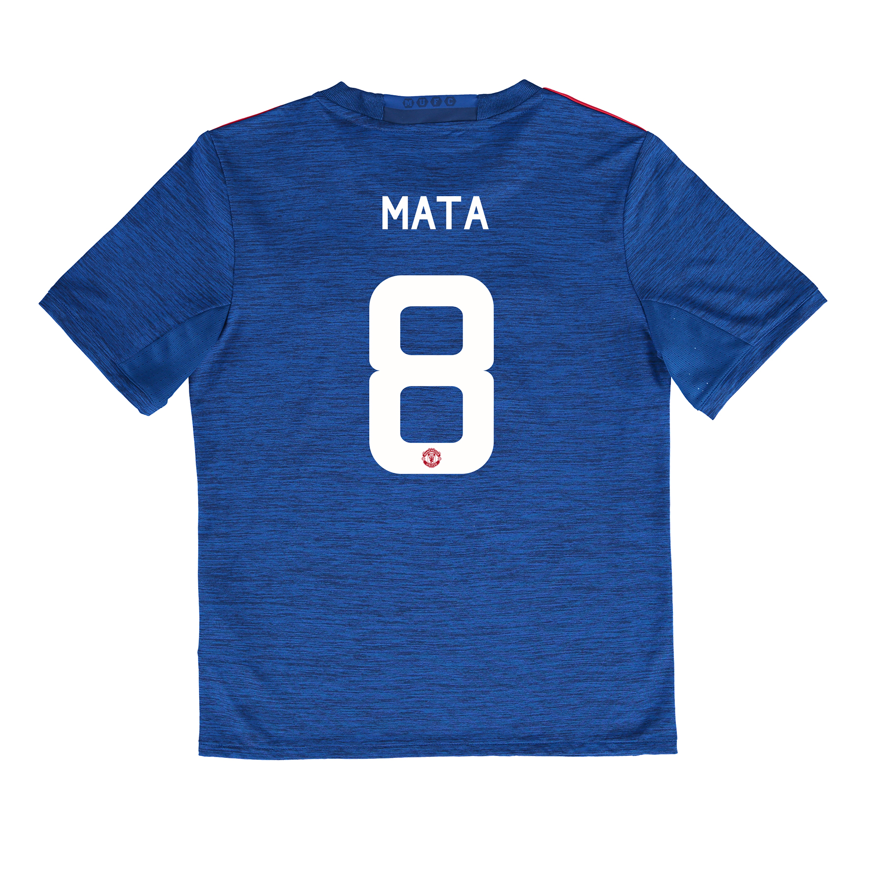 Manchester United Cup Away Shirt 2016-17 - Kids with Mata 8 printing