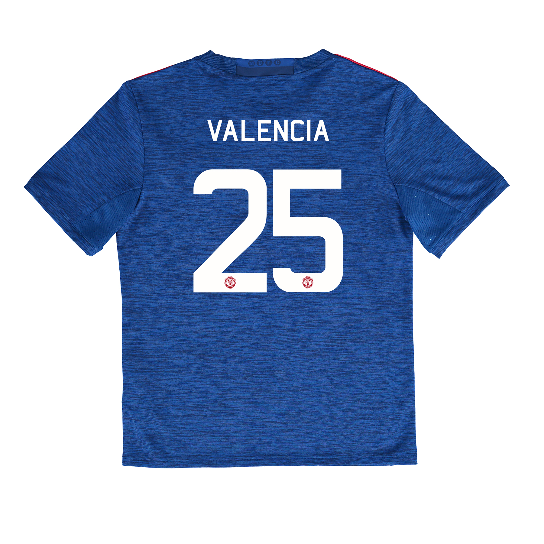 Manchester United Cup Away Shirt 2016-17 - Kids with Valencia 25 print