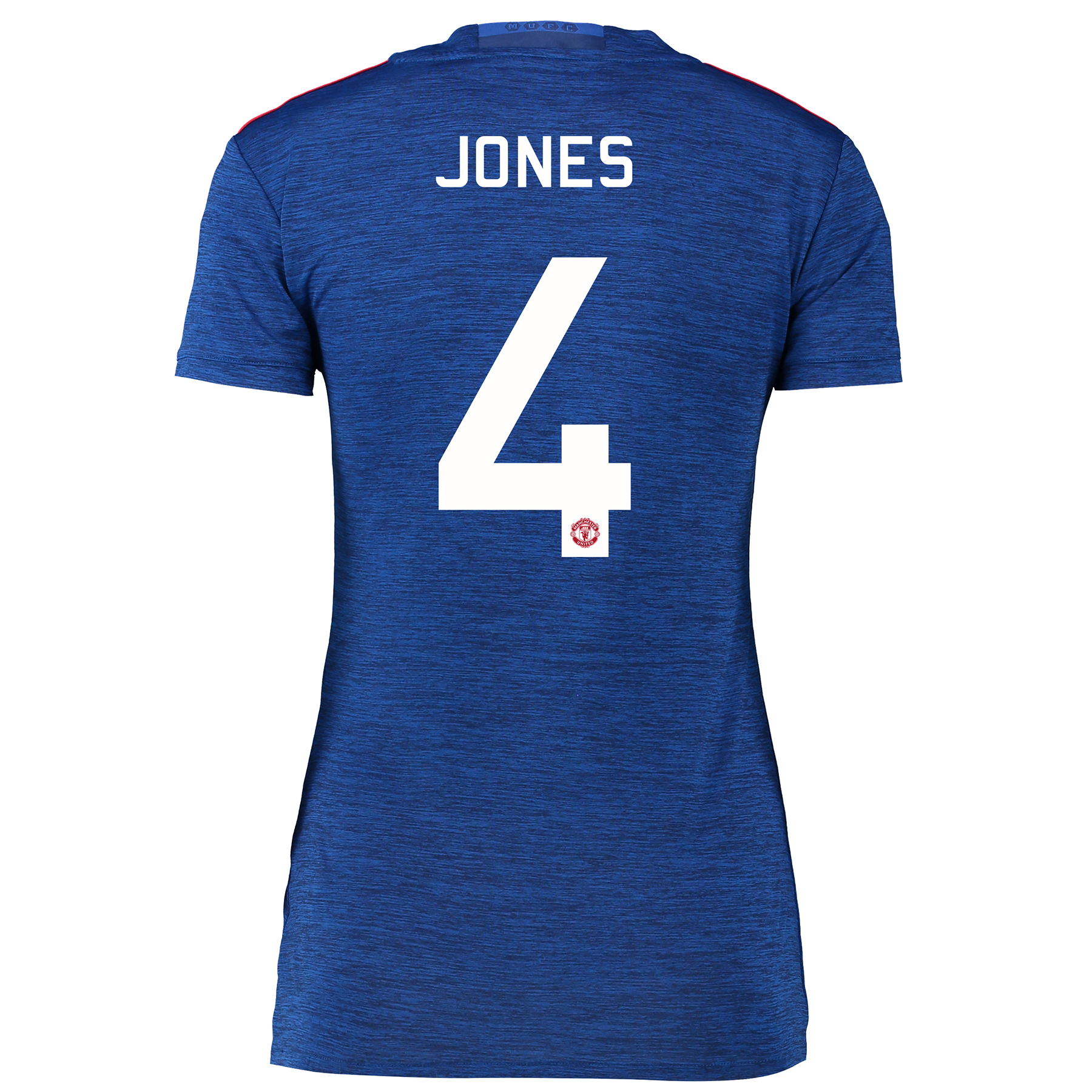 Manchester United Cup Away Shirt 2016-17 - Womens with Jones 4 printin