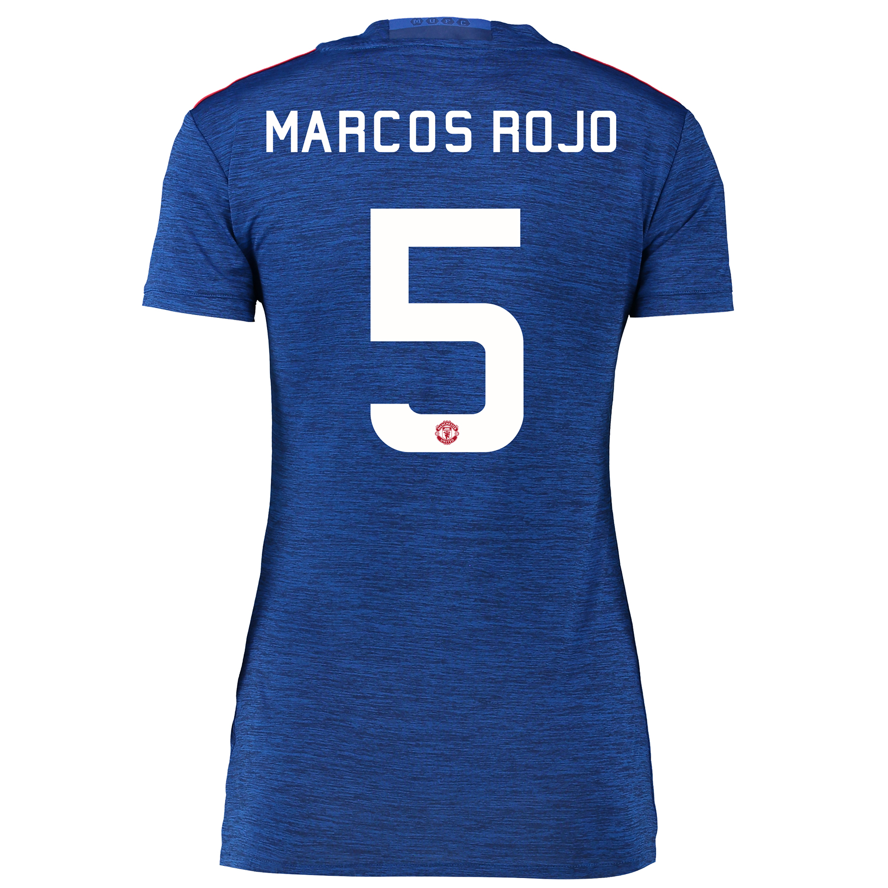 Manchester United Cup Away Shirt 2016-17 - Womens with Marcos Rojo 5 p