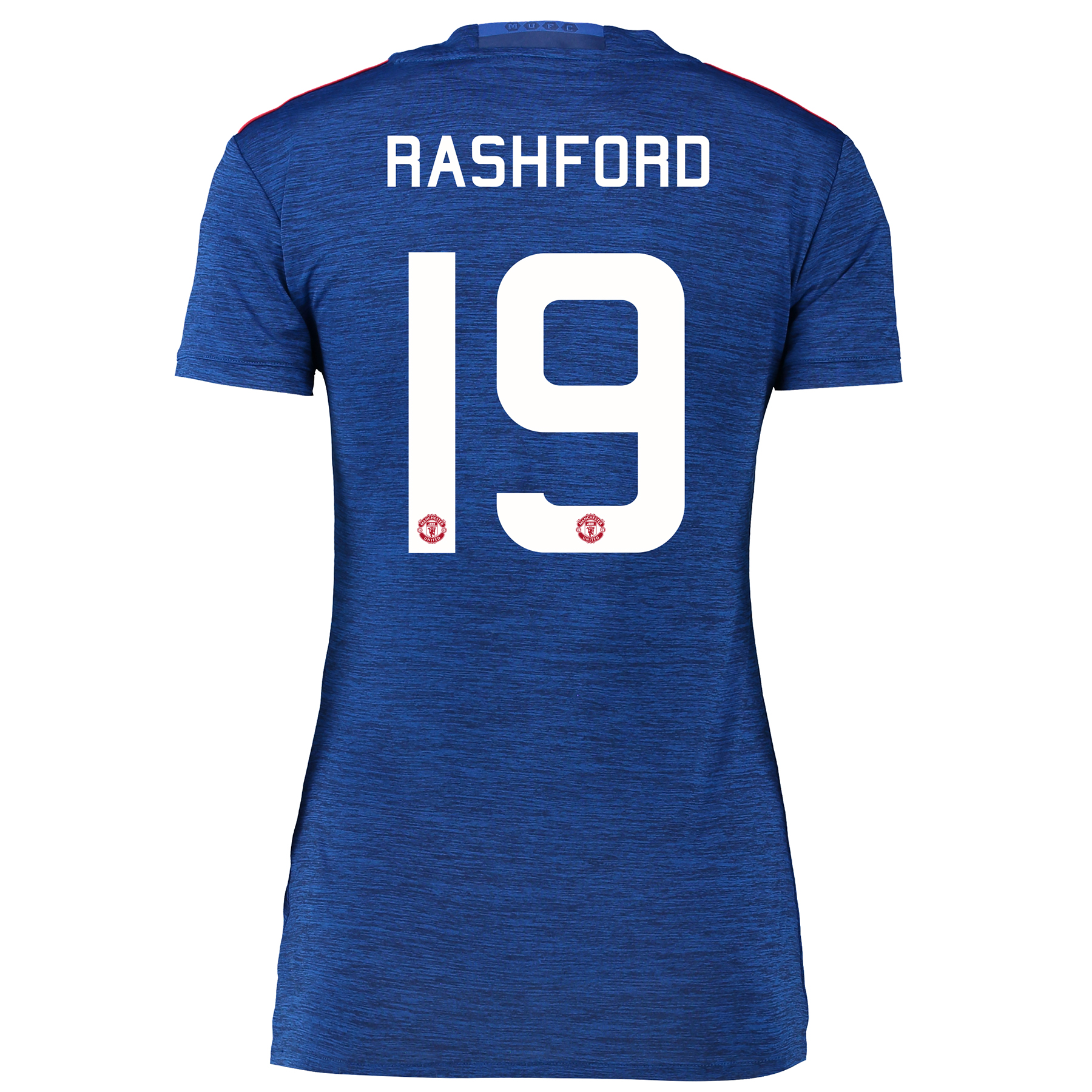 Manchester United Cup Away Shirt 2016-17 - Womens with Rashford 19 pri