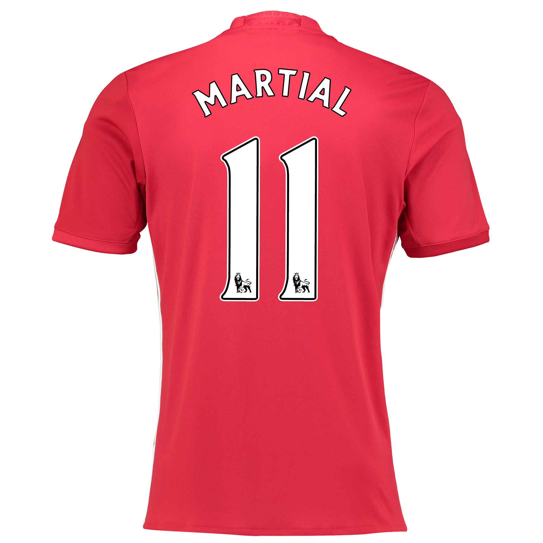 Manchester United Home Shirt 2016-17 with Martial 11 printing