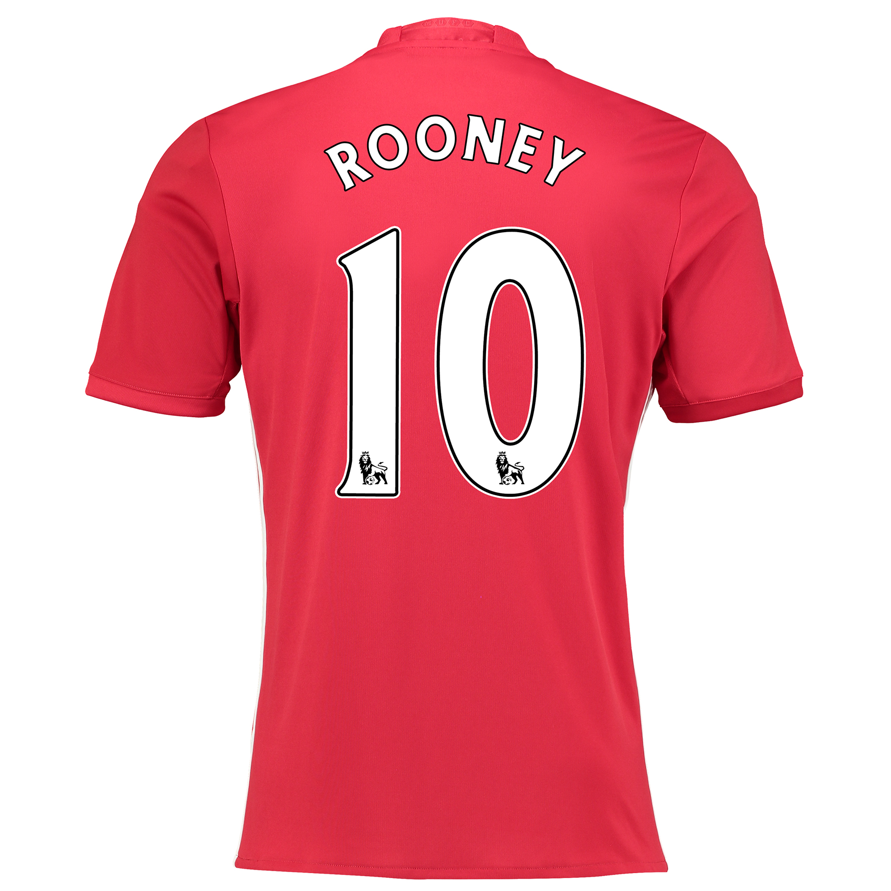 Maillot Manchester United Domicile 2016-17 - Rooney 10