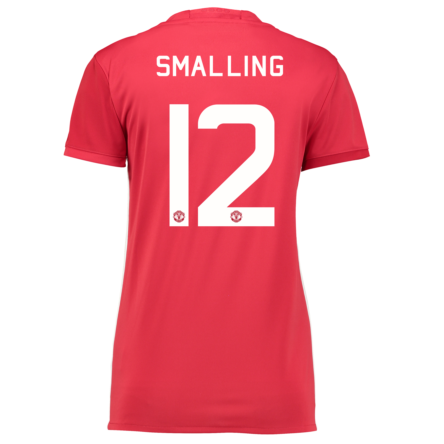 Manchester United Cup Home Shirt 2016-17 - Womens with Smalling 12 pri