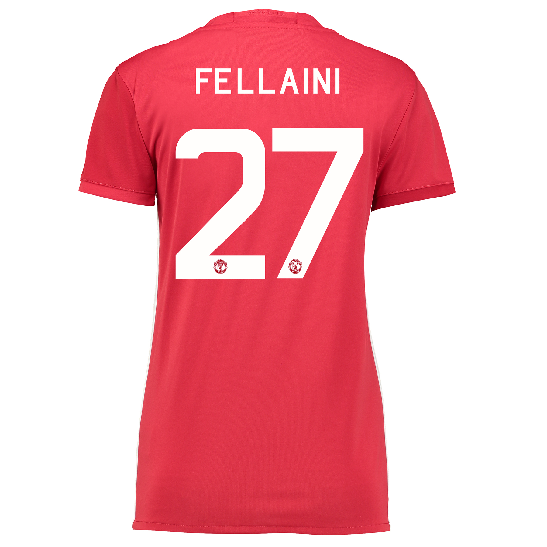 Manchester United Cup Home Shirt 2016-17 - Womens with Fellaini 27 pri