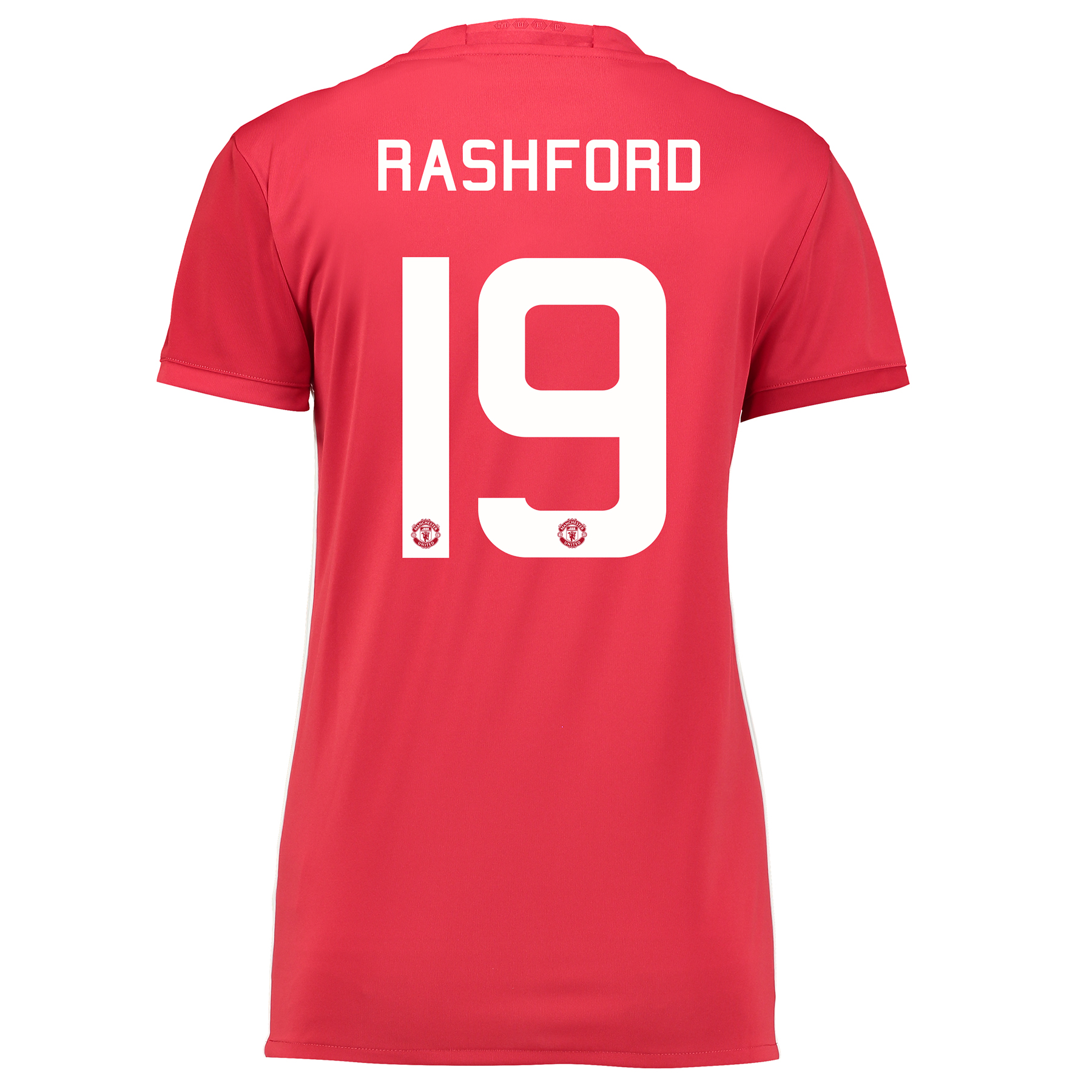 Manchester United Cup Home Shirt 2016-17 - Womens with Rashford 19 pri