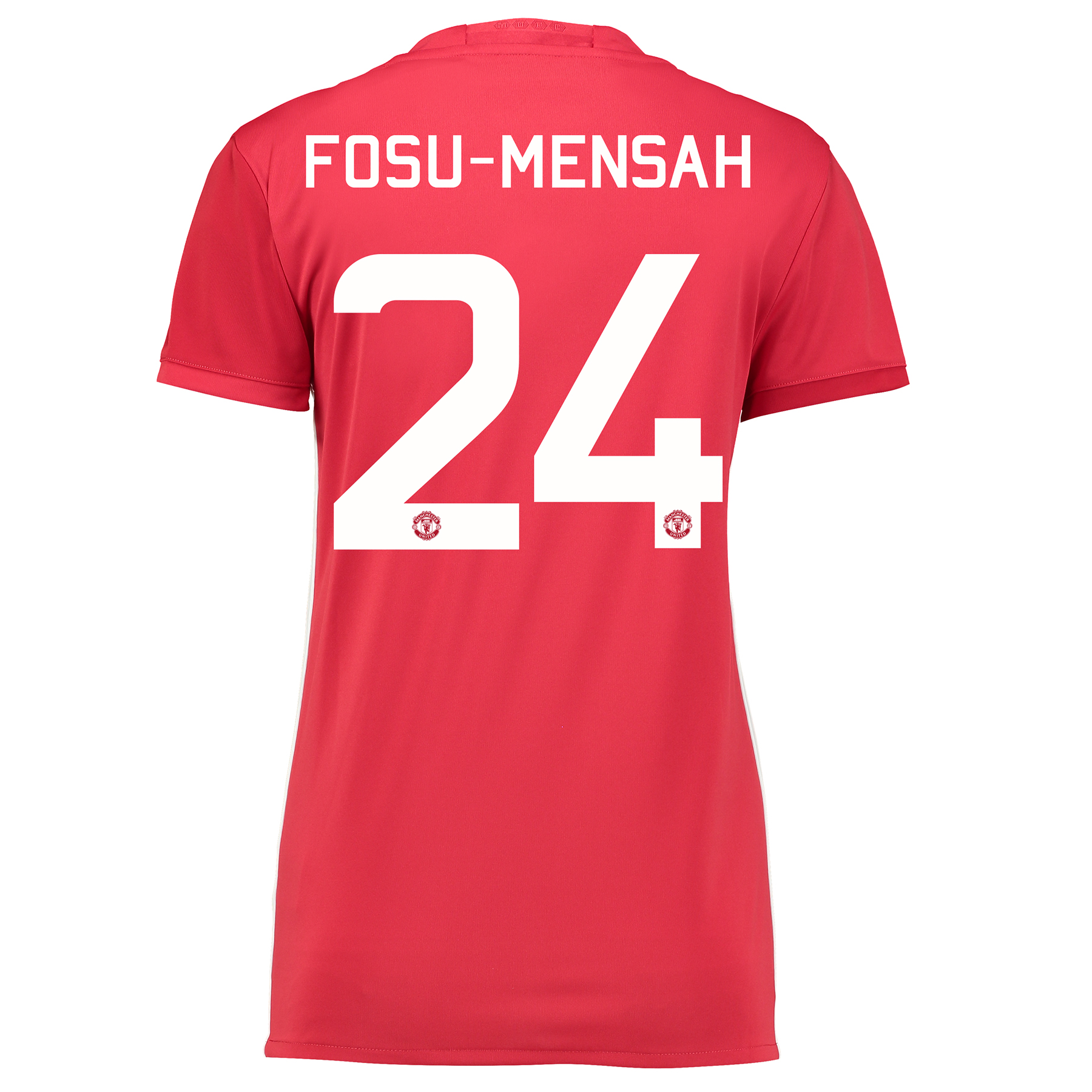 Manchester United Cup Home Shirt 2016-17 - Womens with Fosu-Mensah 24