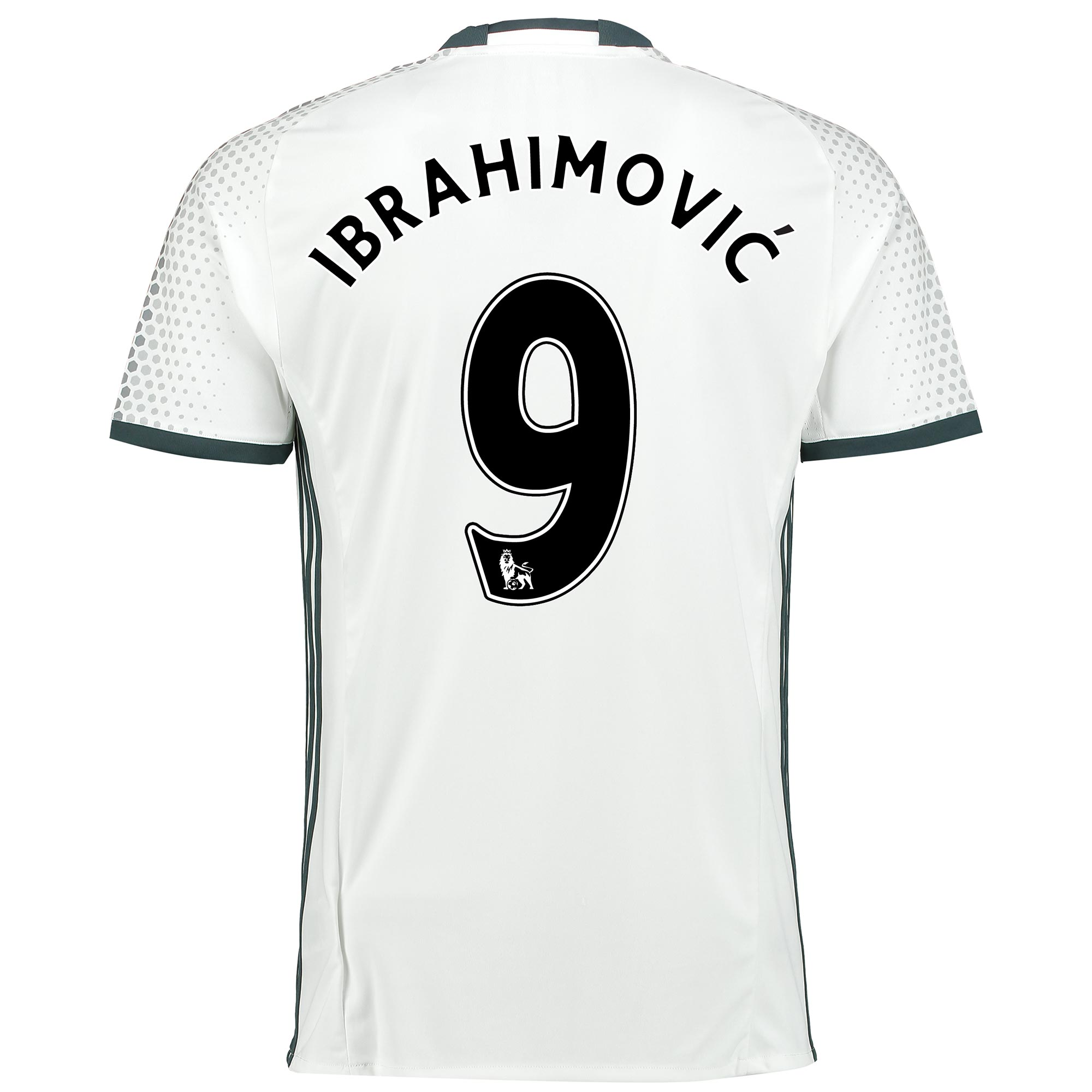 Troisième Maillot Manchester United 2016-17 - Ibrahimovic 9