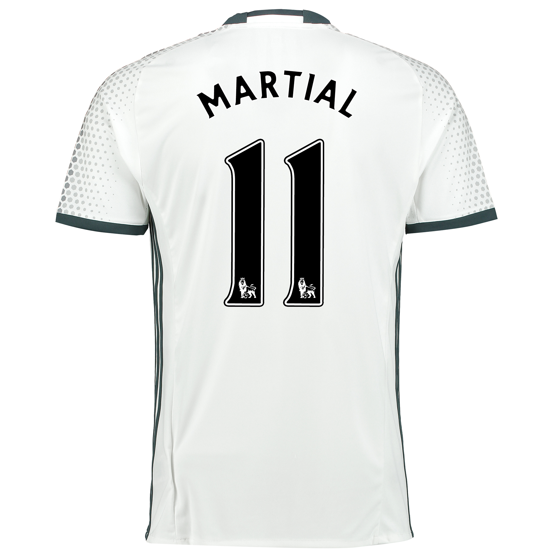 Manchester United Third Shirt 2016-17 with Martial 11 printing
