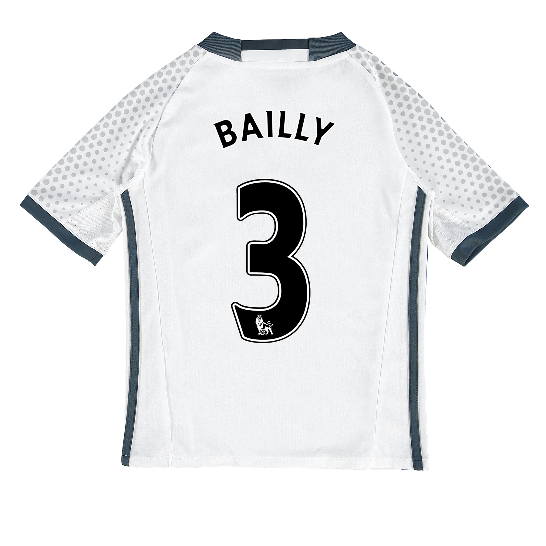 Manchester United Third Shirt 2016-17 - Kids with Bailly 3 printing