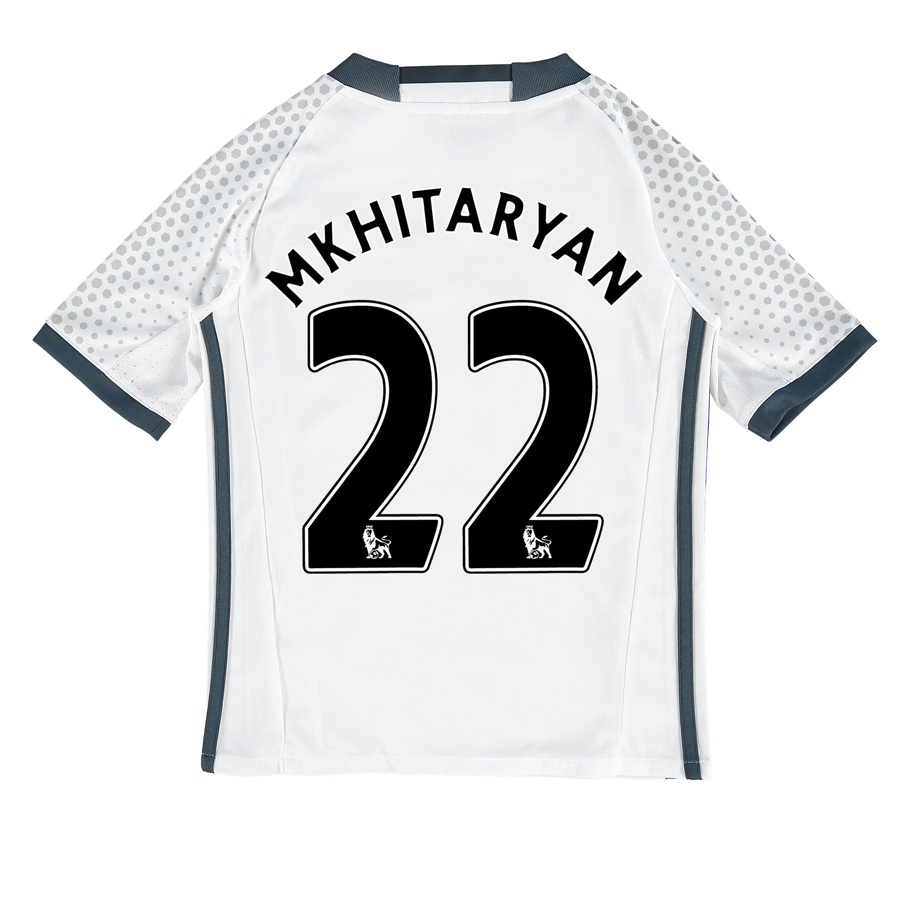 Manchester United Third Shirt 2016-17 - Kids with Mkhitaryan 22 printi