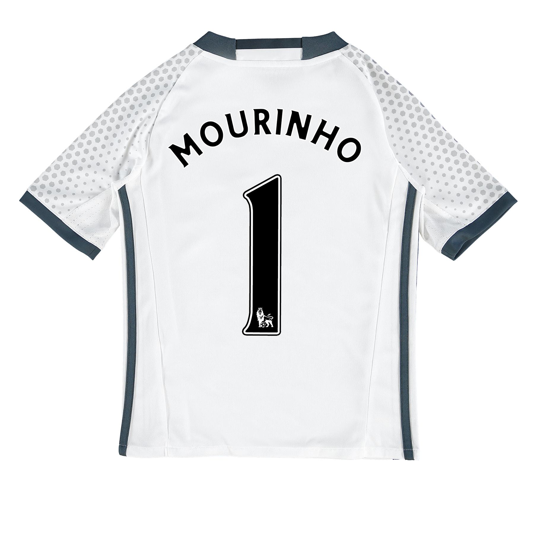 Manchester United Third Shirt 2016-17 - Kids with Mourinho 1 printing