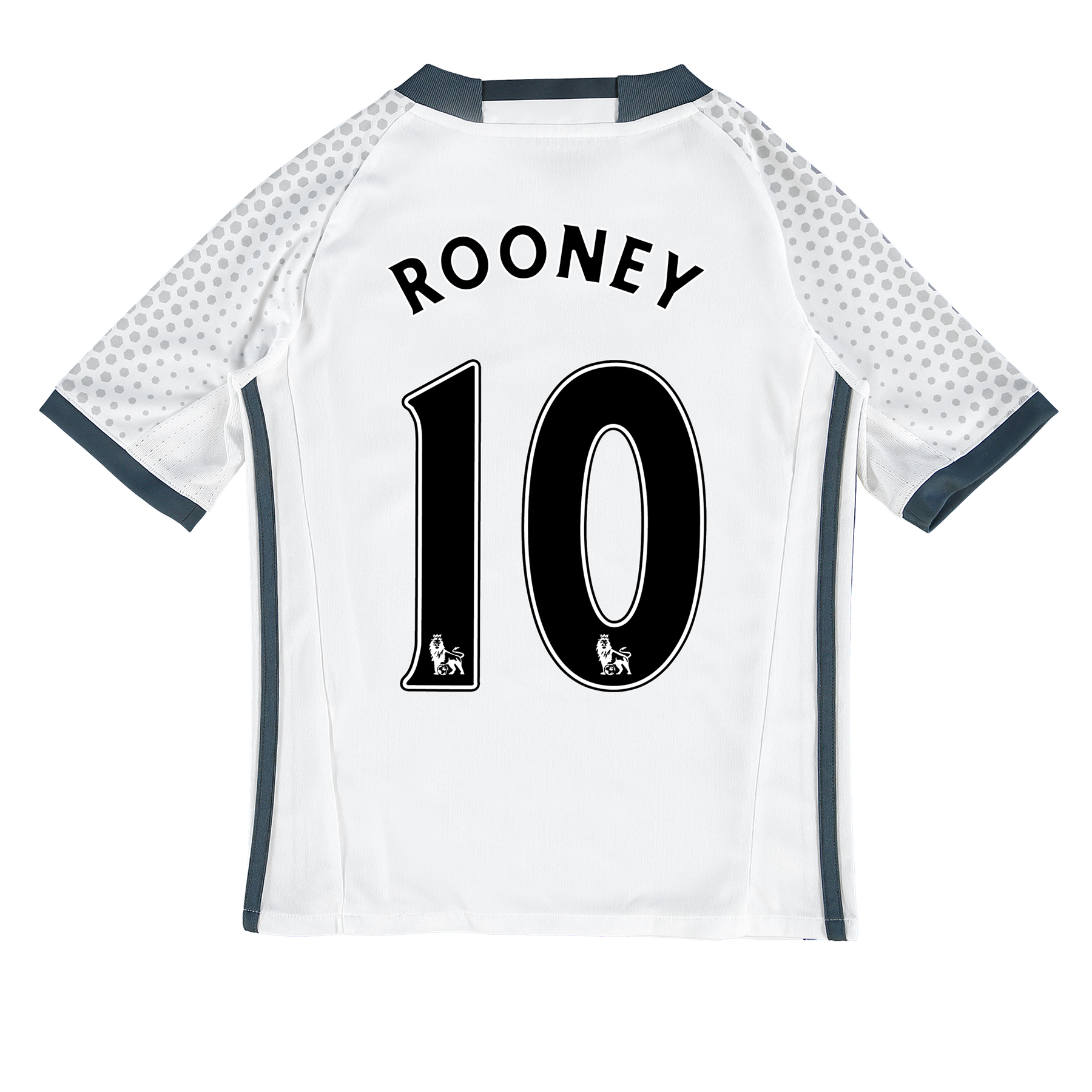 Manchester United Third Shirt 2016-17 - Kids with Rooney 10 printing
