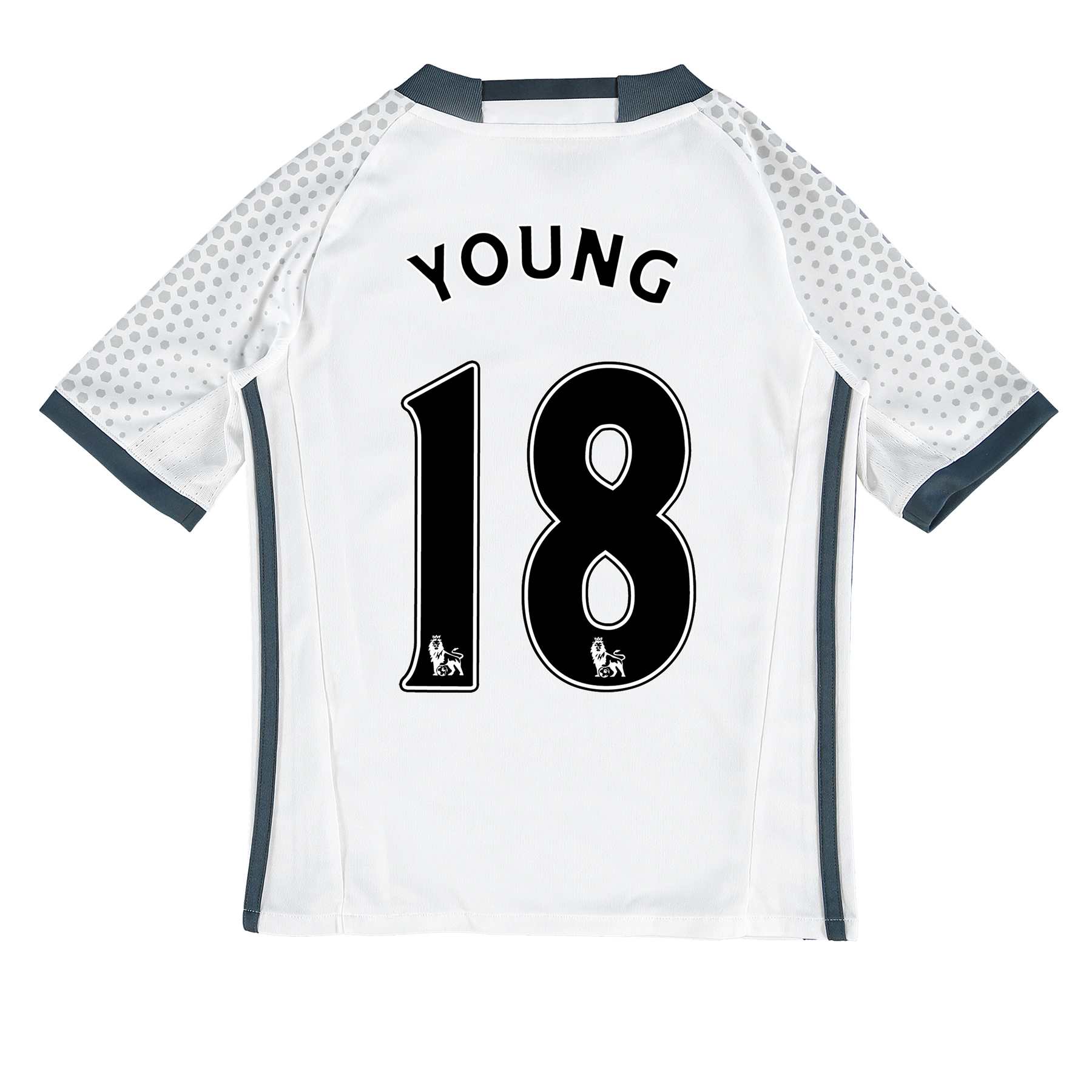 Manchester United Third Shirt 2016-17 - Kids with Young 18 printing