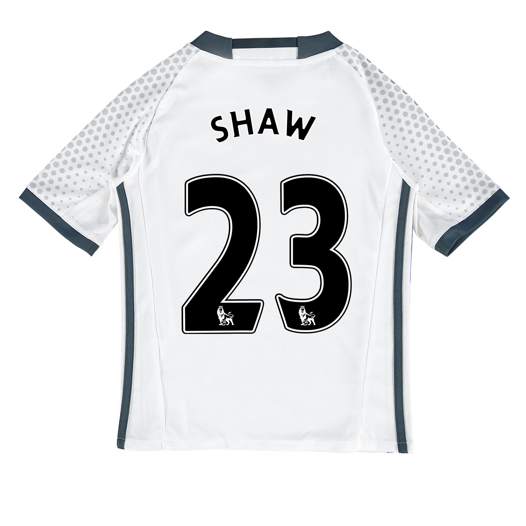 Manchester United Third Shirt 2016-17 - Kids with Shaw 23 printing