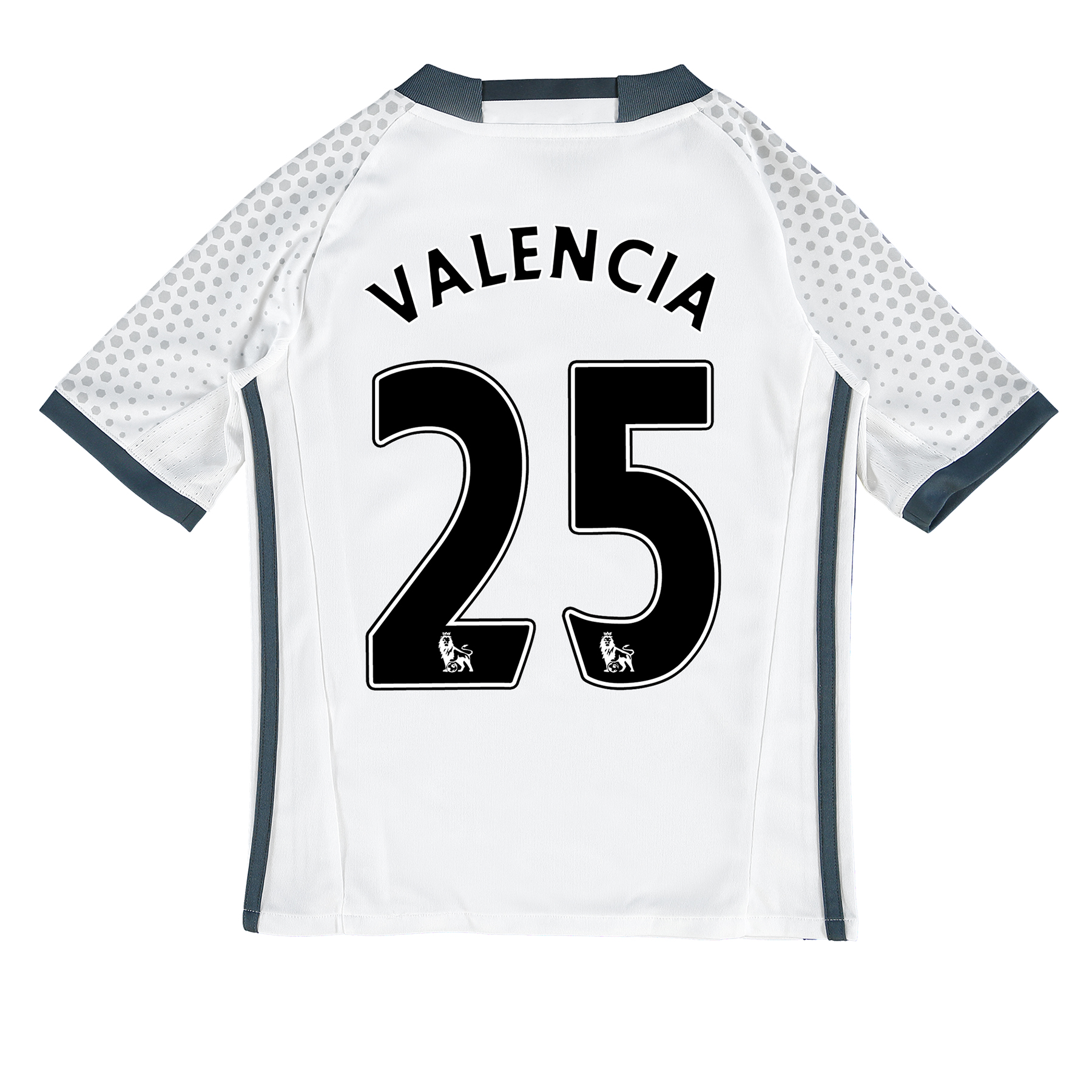Manchester United Third Shirt 2016-17 - Kids with Valencia 25 printing