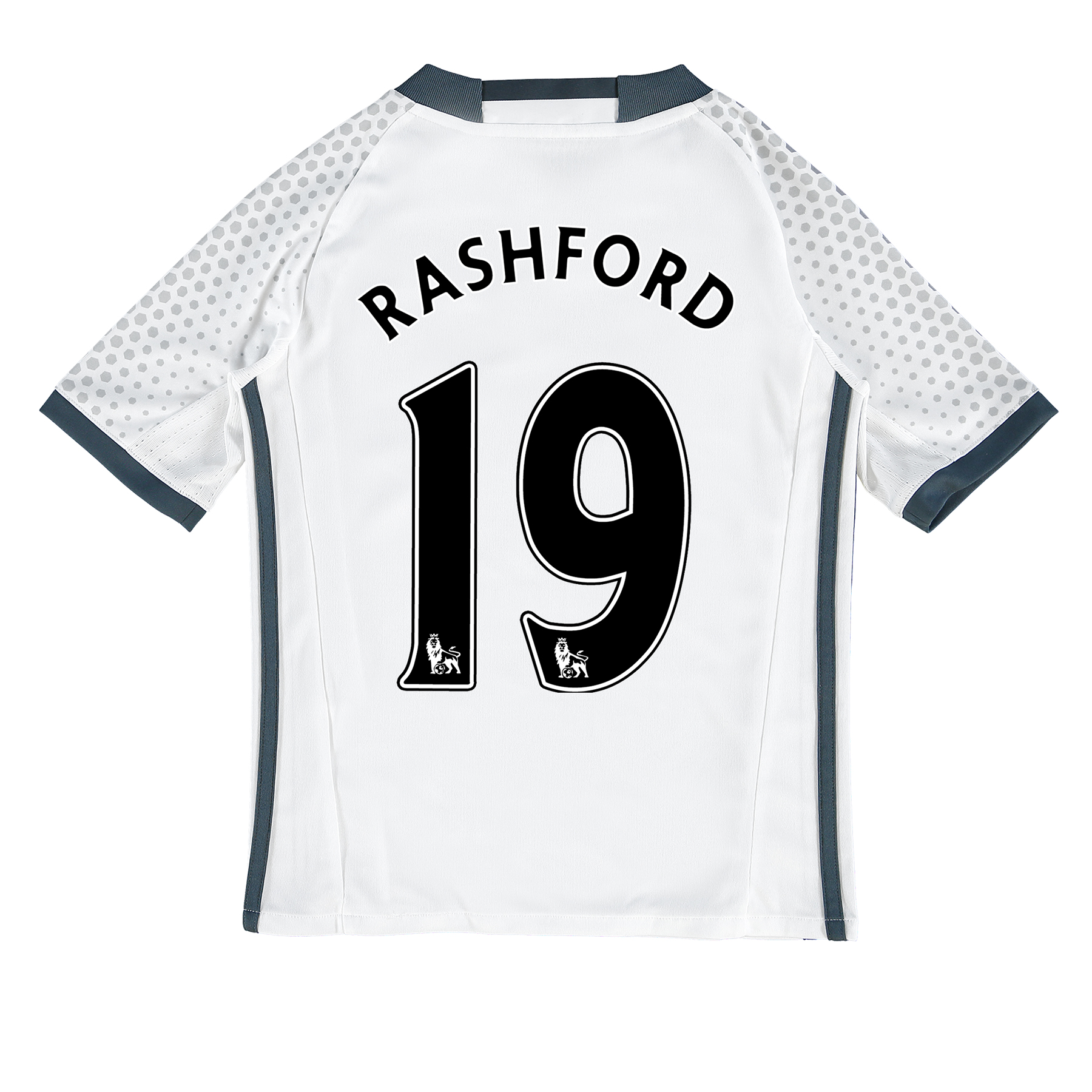 Manchester United Third Shirt 2016-17 - Kids with Rashford 19 printing