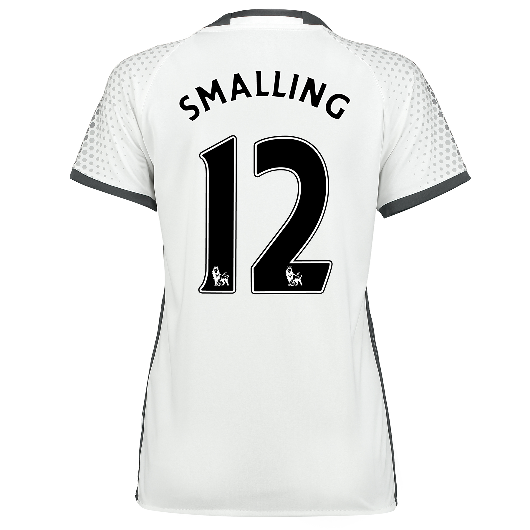 Manchester United Third Shirt 2016-17 - Womens with Smalling 12 printi