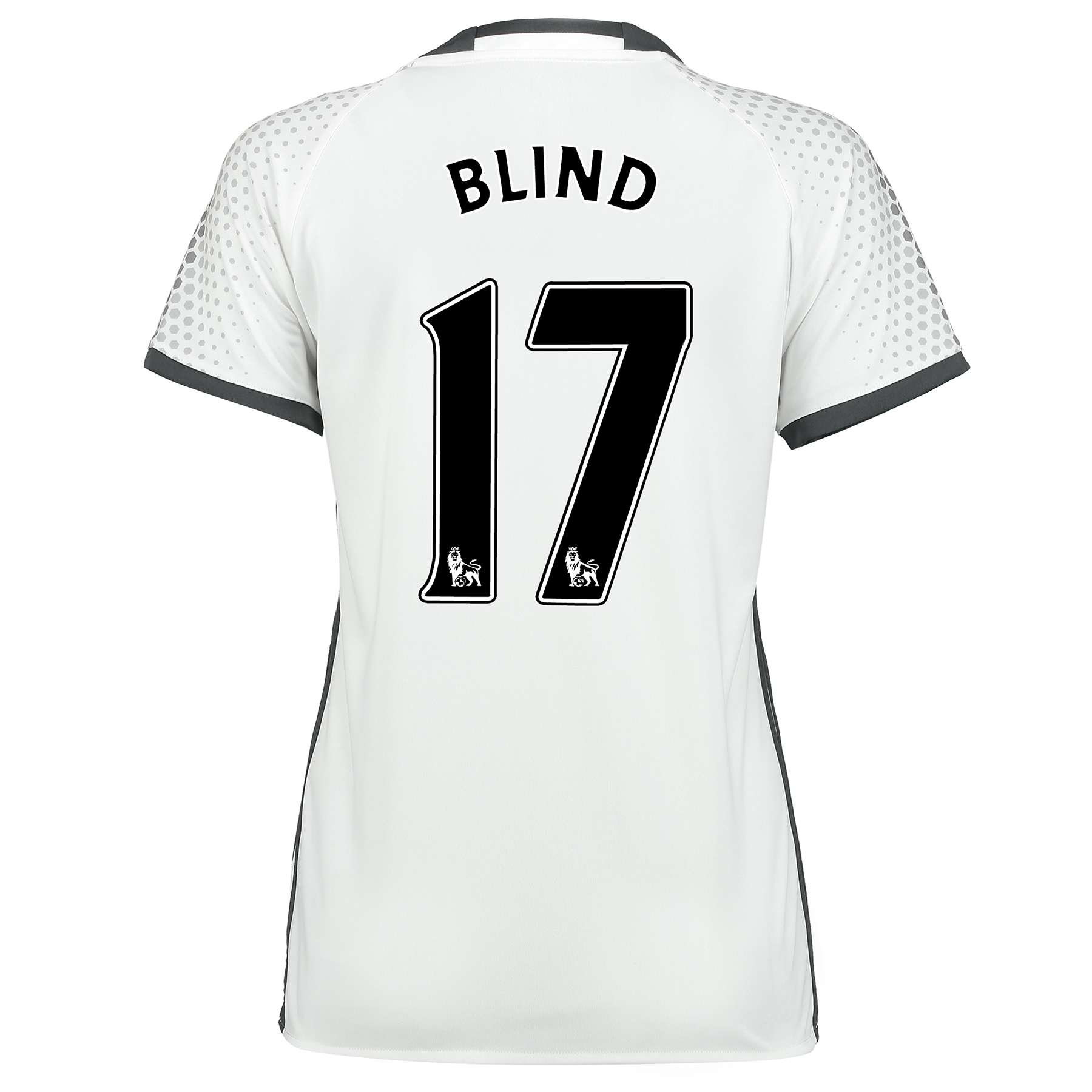Manchester United Third Shirt 2016-17 - Womens with Blind 17 printing