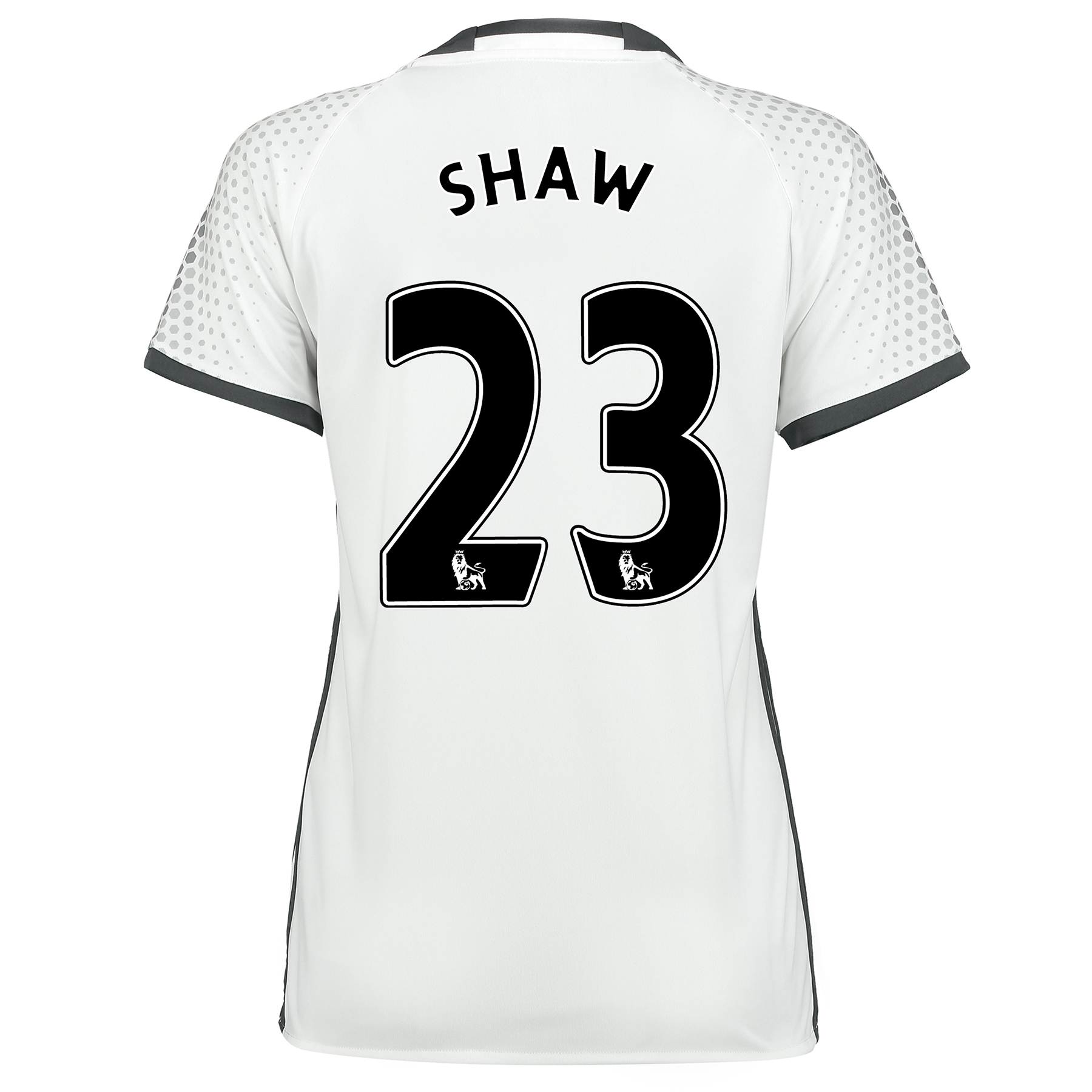 Manchester United Third Shirt 2016-17 - Womens with Shaw 23 printing