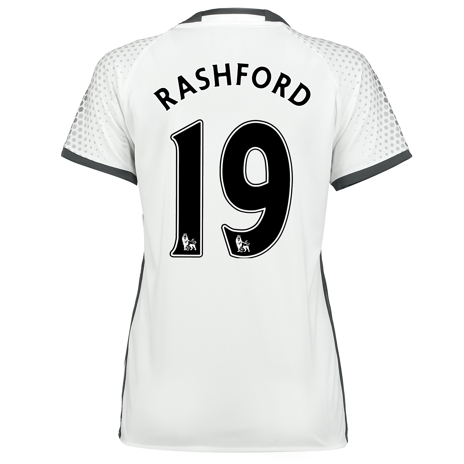 Manchester United Third Shirt 2016-17 - Womens with Rashford 19 printi