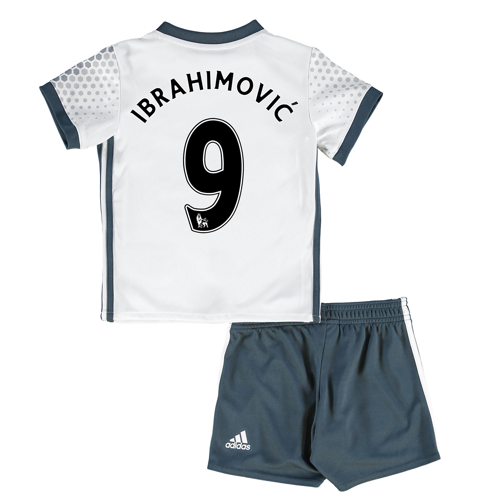 Manchester United Third Baby Kit 2016-17 with Ibrahimovic 9 printing