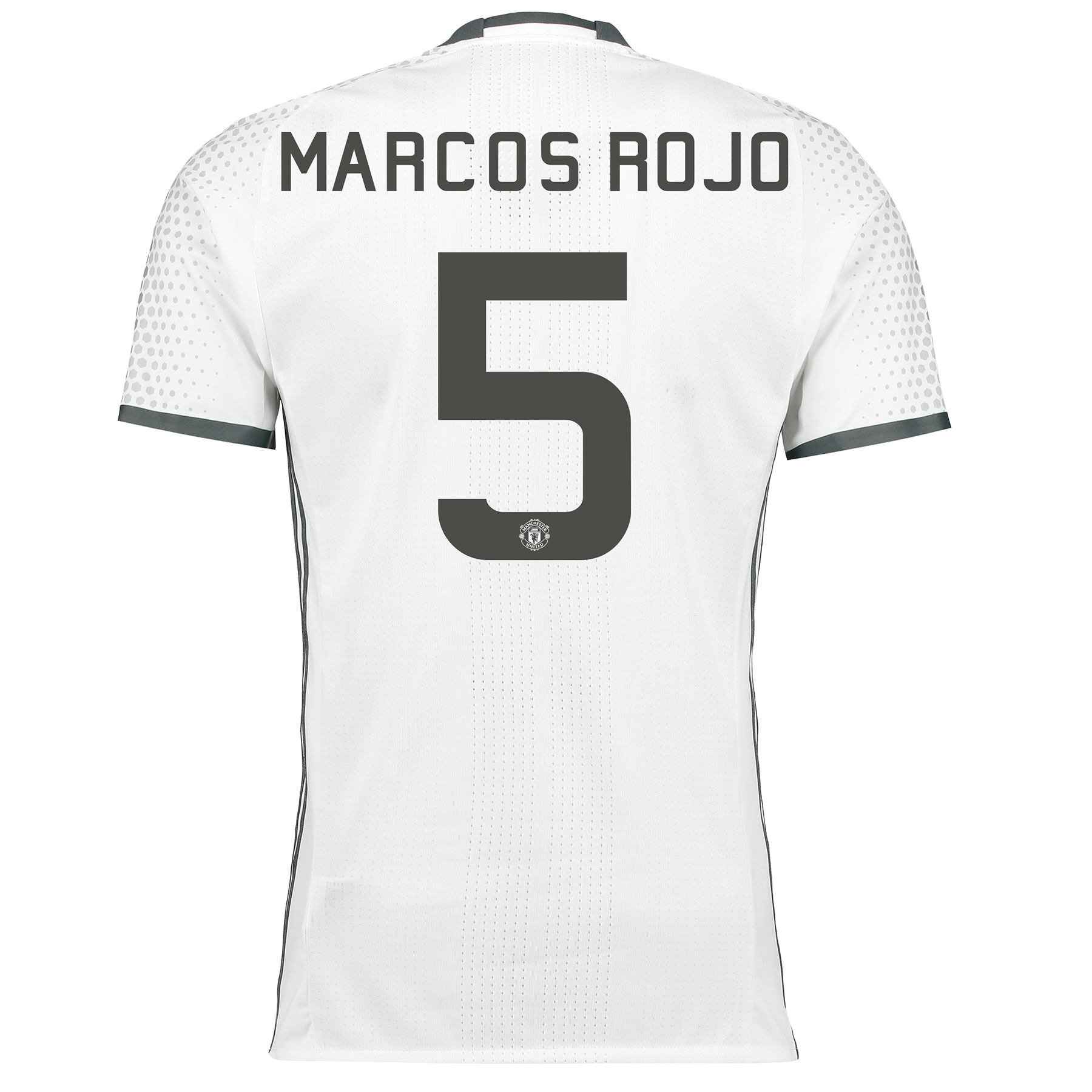 Manchester United Cup Third Adi Zero Shirt 2016-17 with Marcos Rojo 5