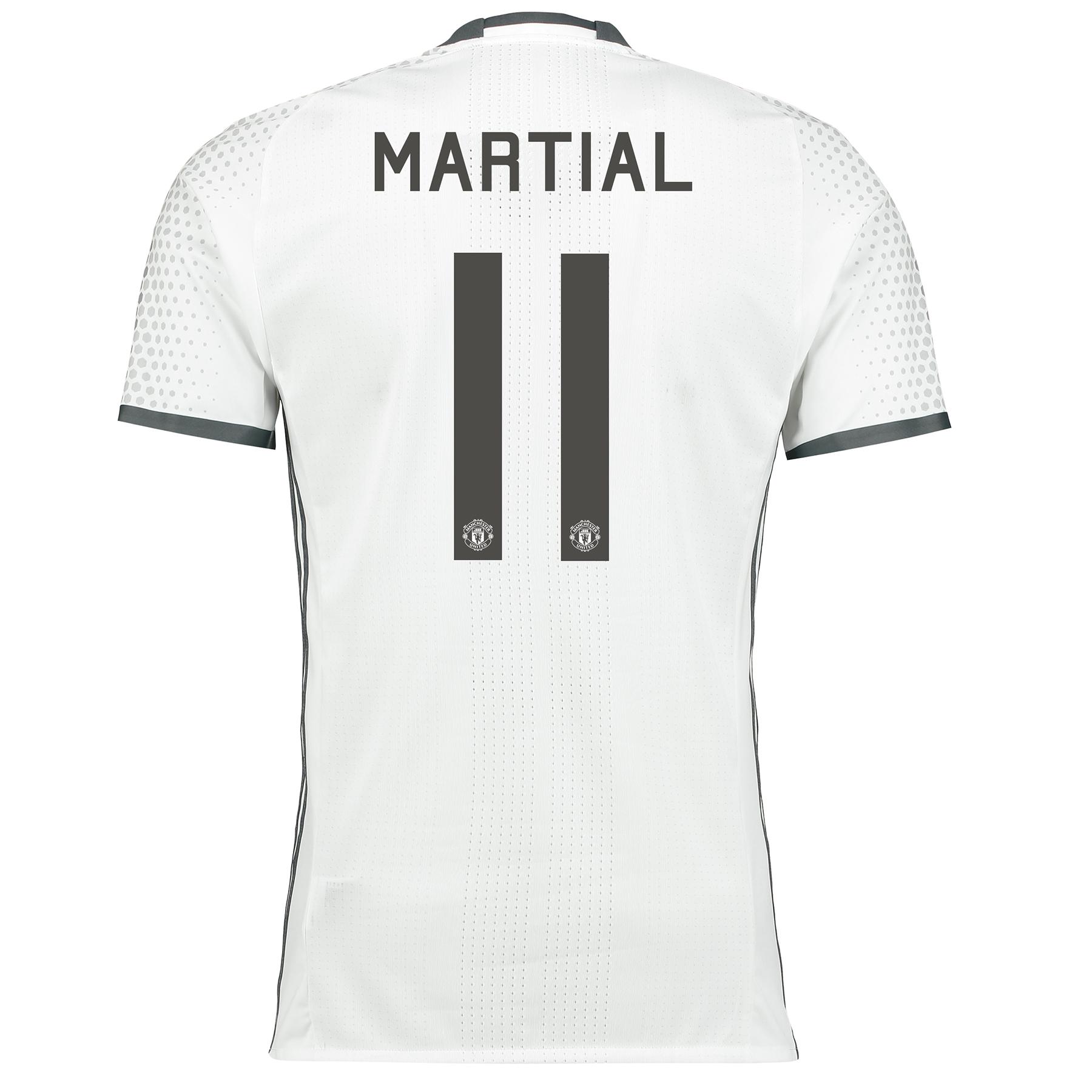 Manchester United Cup Third Adi Zero Shirt 2016-17 with Martial 11 pri