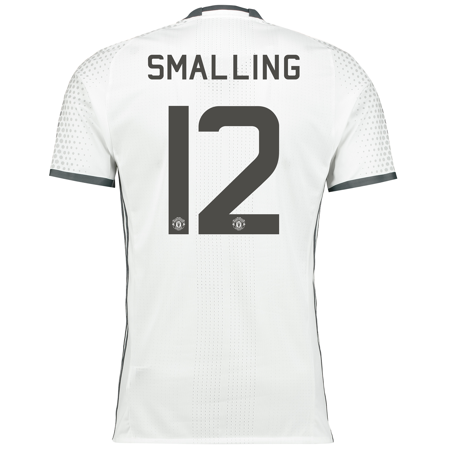 Manchester United Cup Third Adi Zero Shirt 2016-17 with Smalling 12 pr