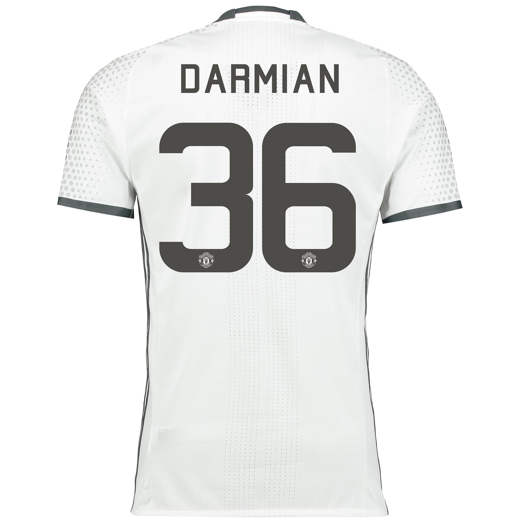 Manchester United Cup Third Adi Zero Shirt 2016-17 with Darmian 36 pri