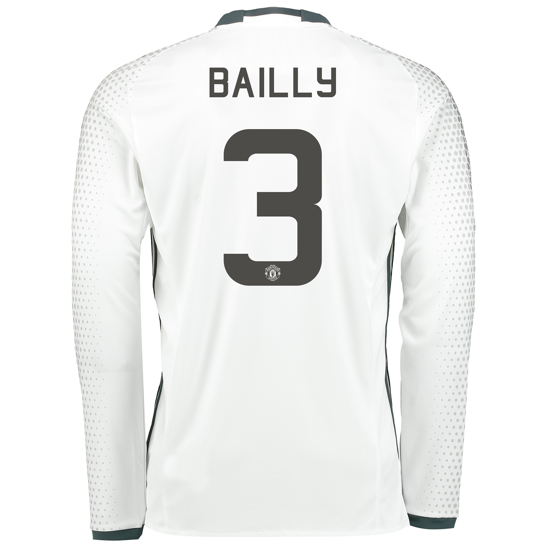 Manchester United Cup Third Shirt 2016-17 - Long Sleeve with Bailly 3