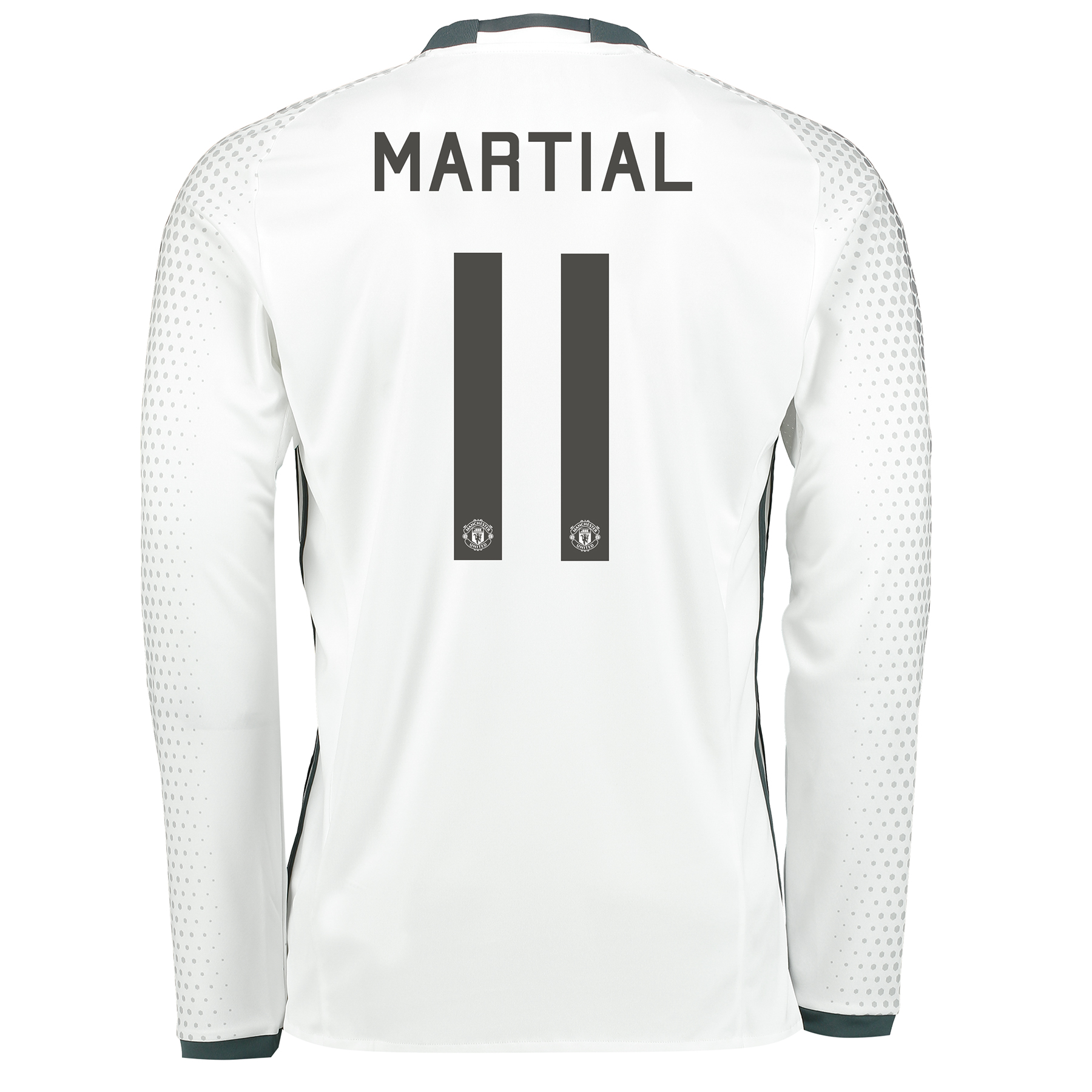 Manchester United Cup Third Shirt 2016-17 - Long Sleeve with Martial 1